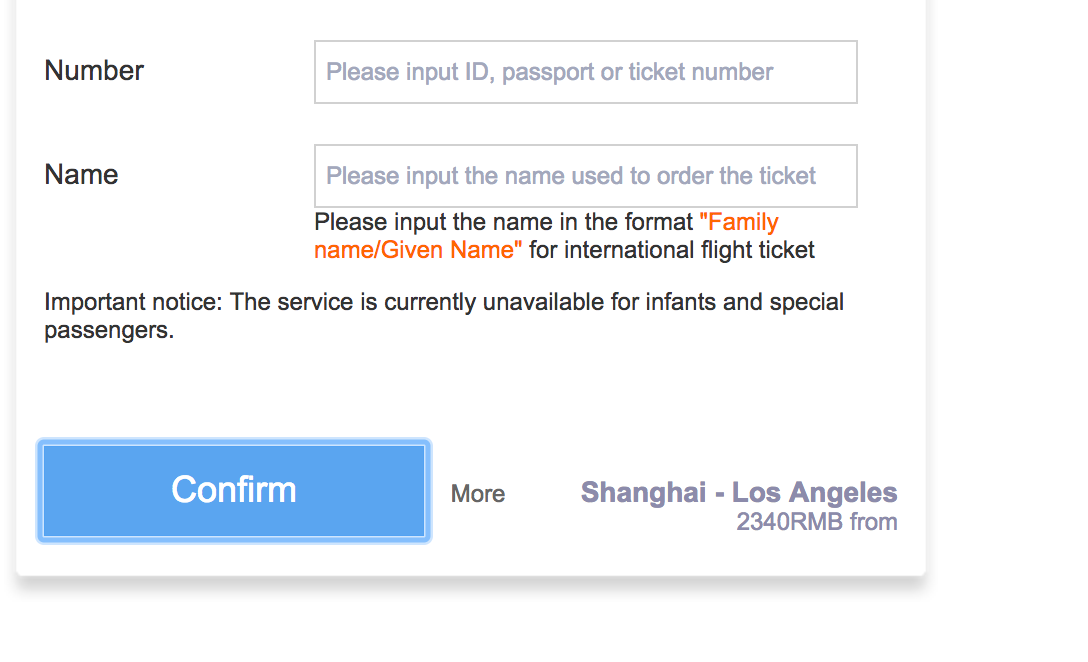 But I need to get from Bangkok to Shanghai first...