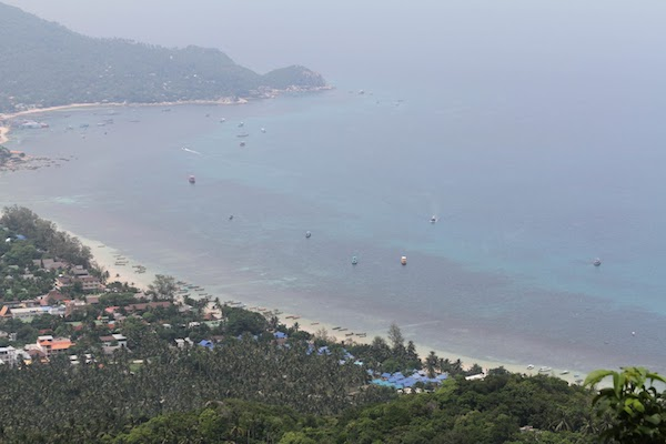 There's more to little Ko Tao than this! Image by Sheila Dee