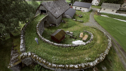 A Place in Norway that looks like the Shire.
