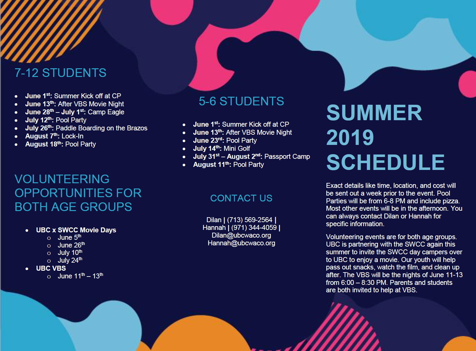 Summer schedule.PNG