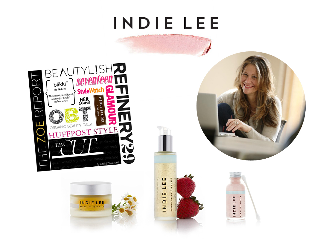 INTERVIEW FEATURE:  INDIE LEE, FOUNDER OF INDIE & CO