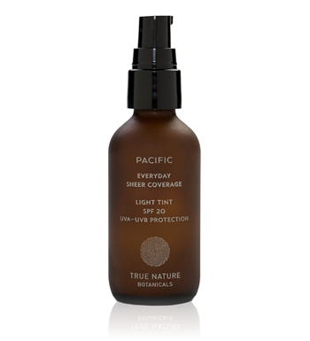 PRODUCT REVIEW:  PACIFIC EVERYDAY SHEER COVERAGE WITH SPF20