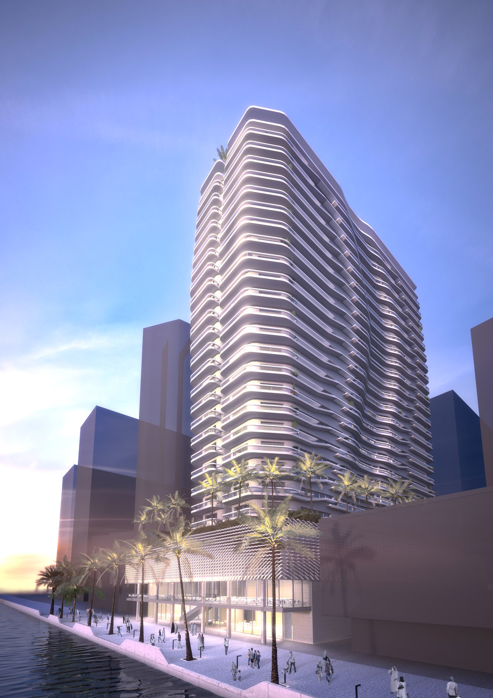 C-19 Residential Tower