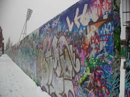 Muro di Berlino, 1989 (foto da wikimedia.commons)