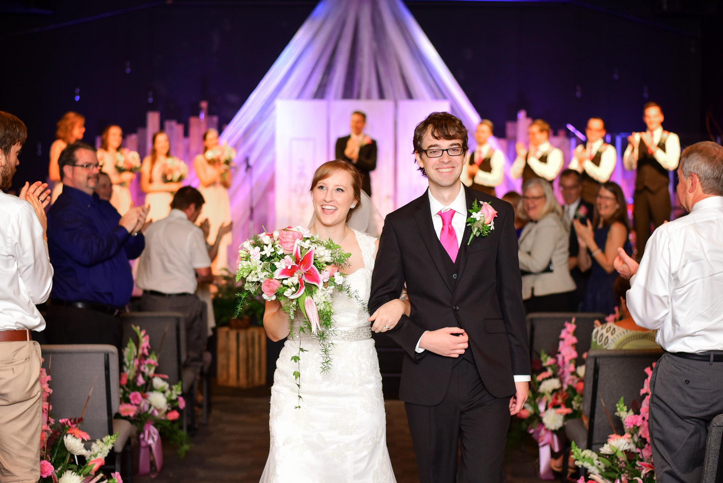 Fall Raleigh Wedding