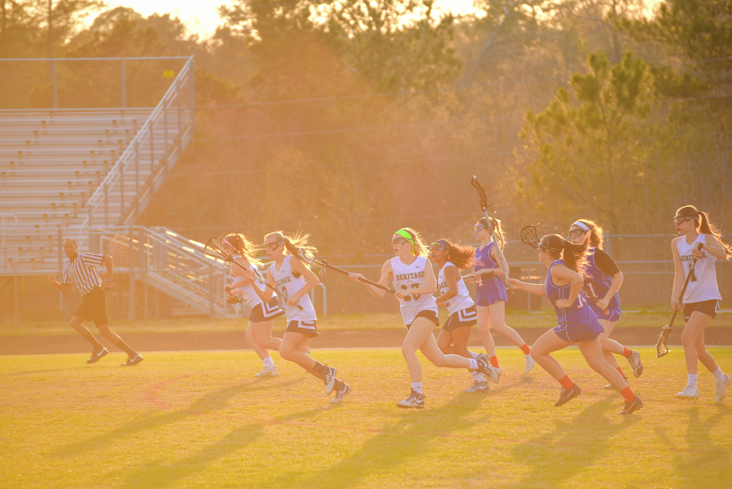 Women's Lacrosse Heritage High