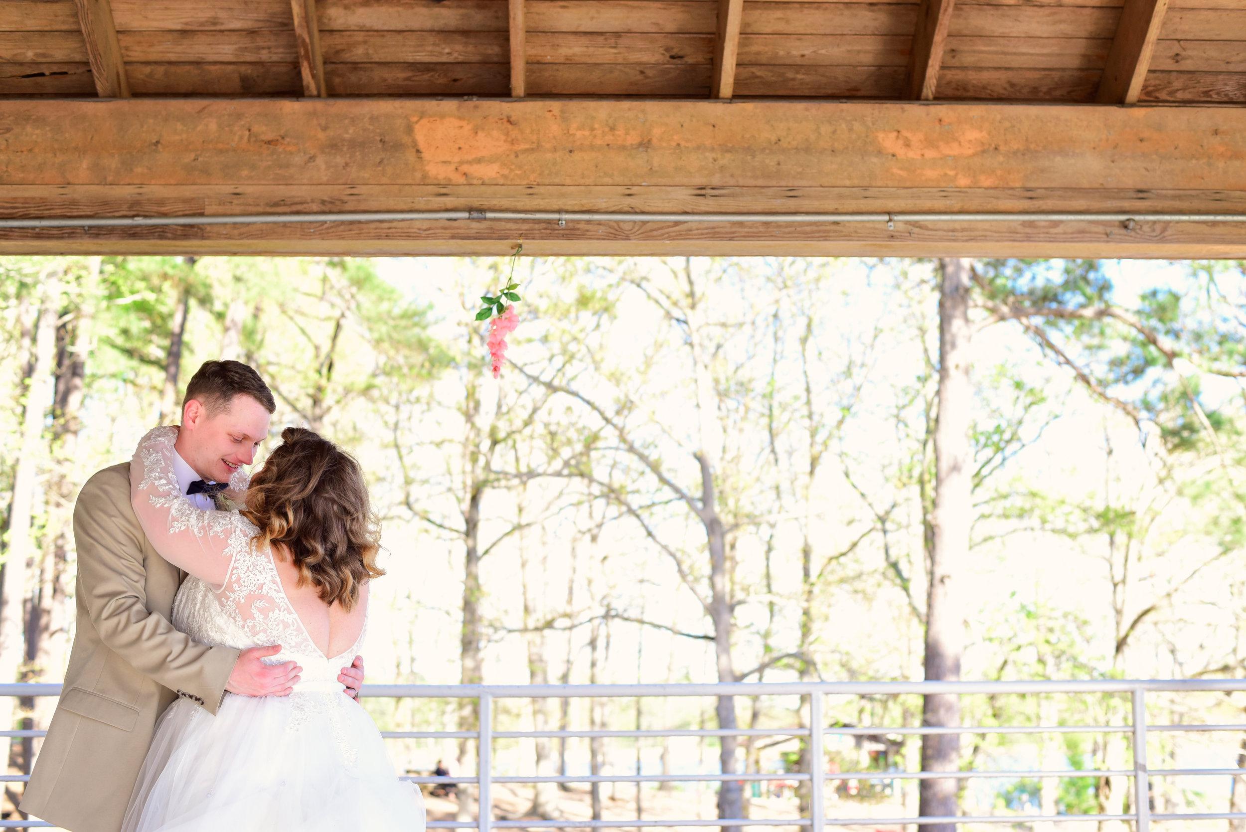 Lake Wheeler Park Wedding