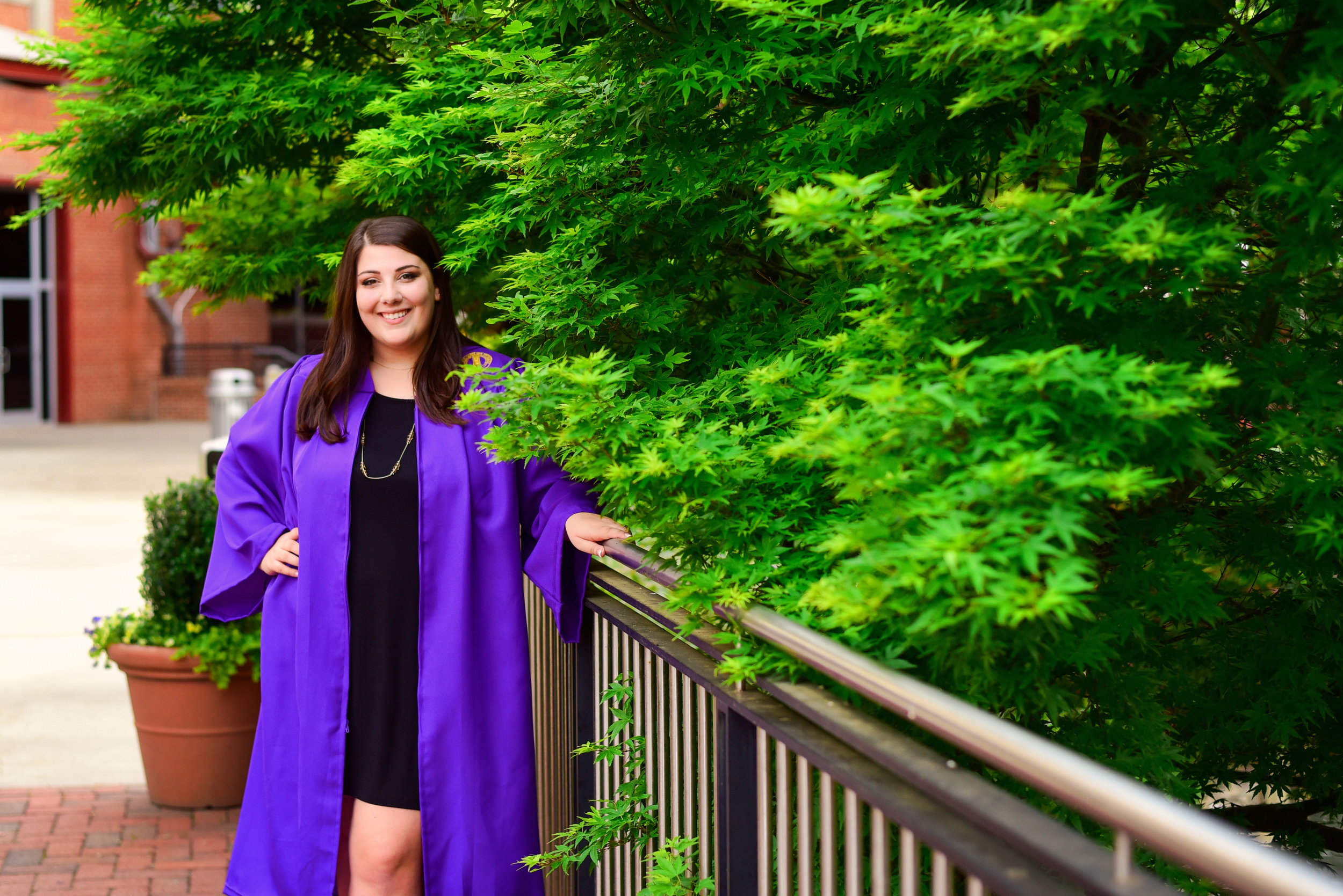 Western Carolina Senior Portraits