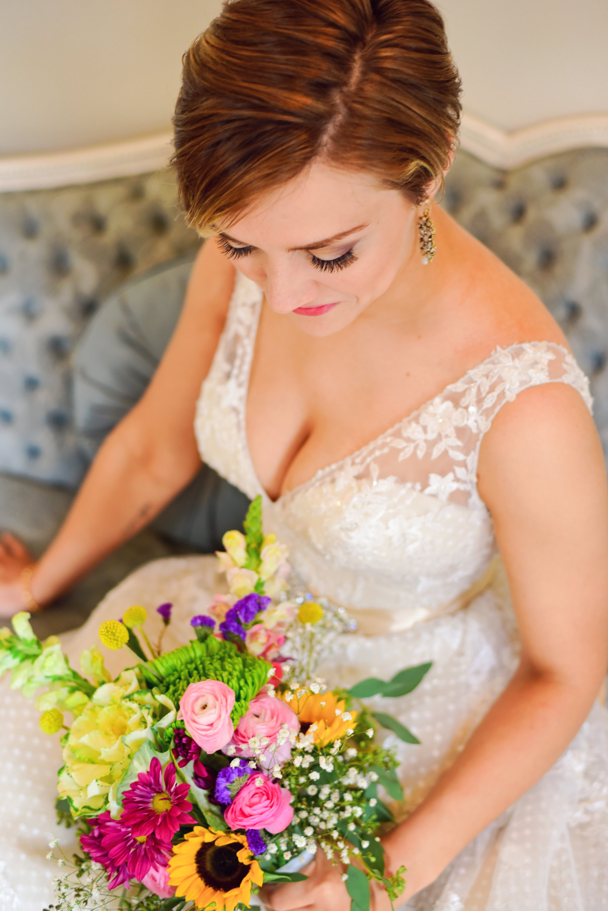 Highgrove Estate Bride