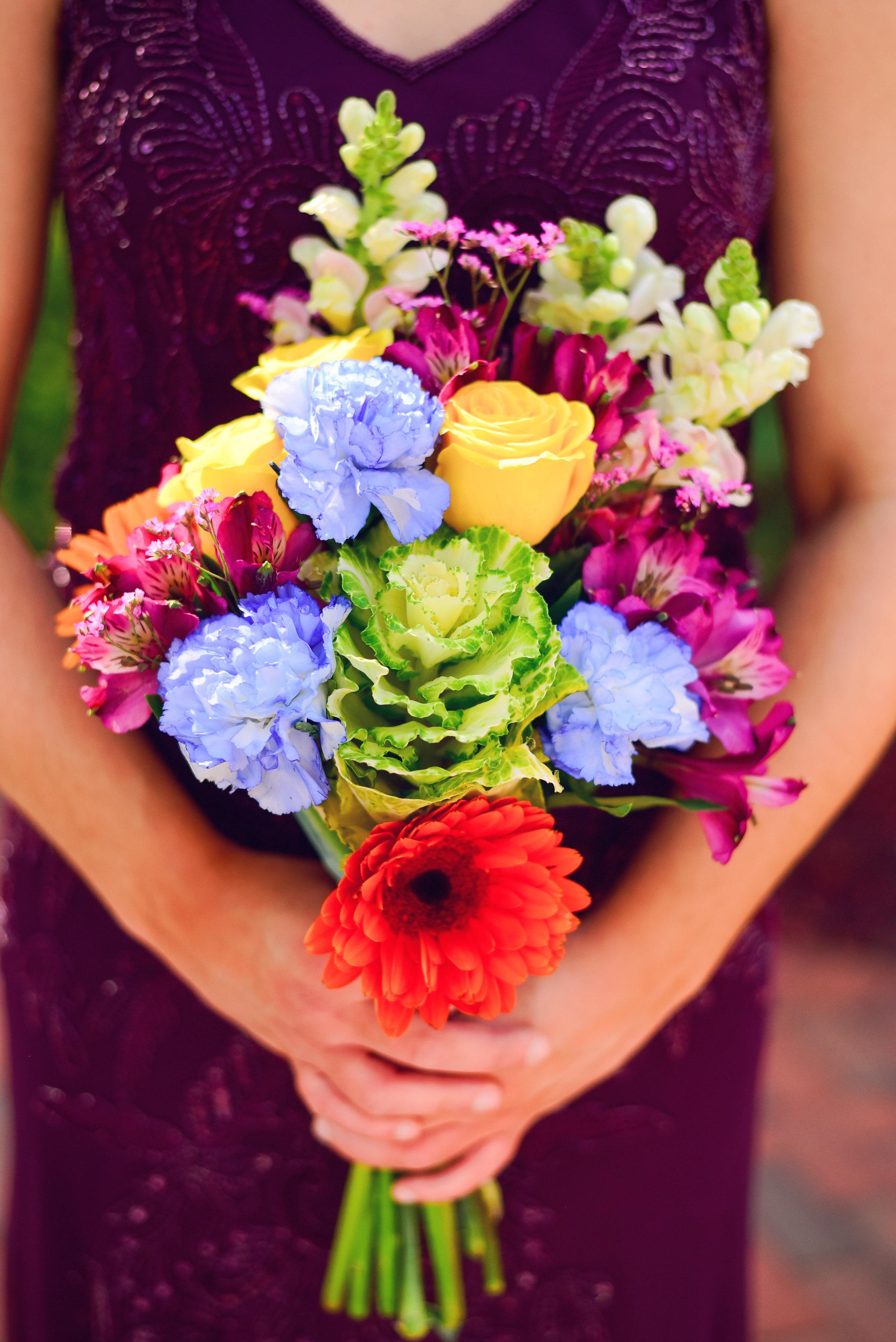 Highgrove Estate bridesmaid