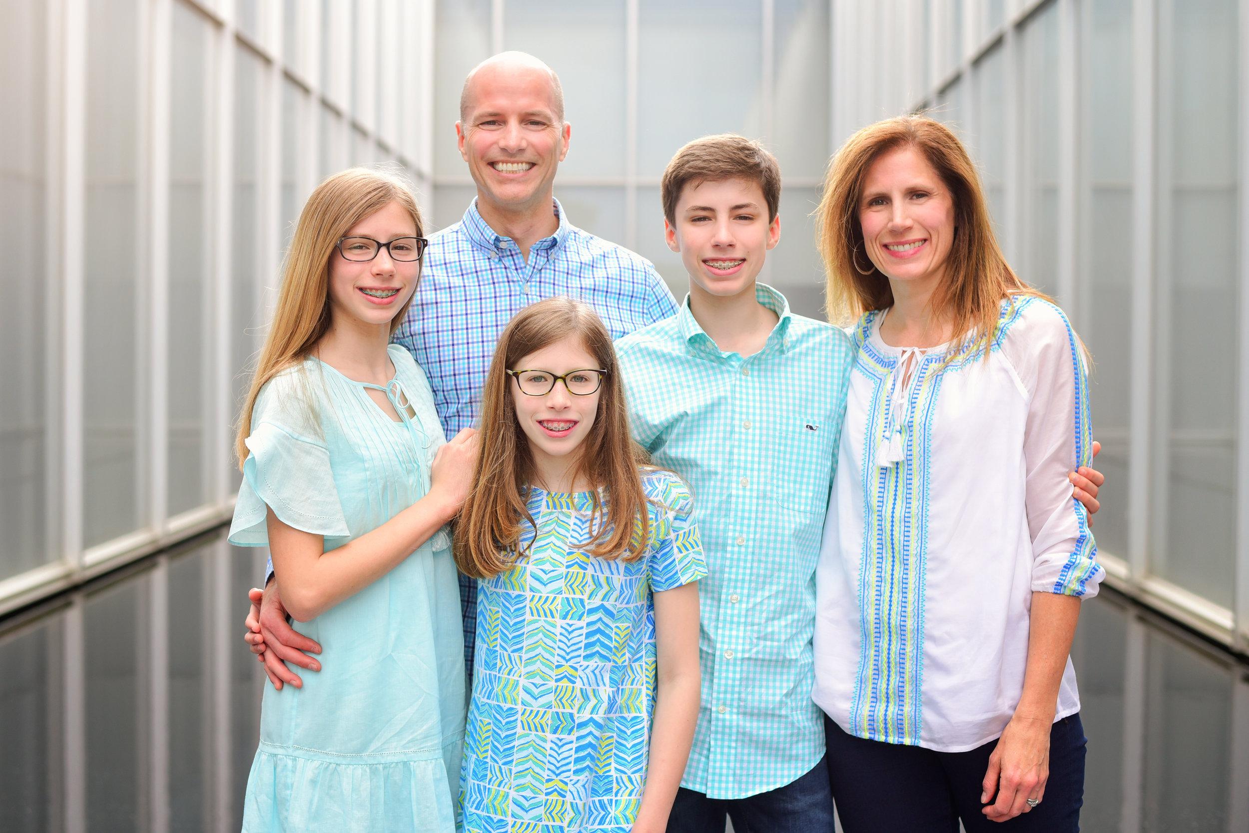 NCMA Family Photos