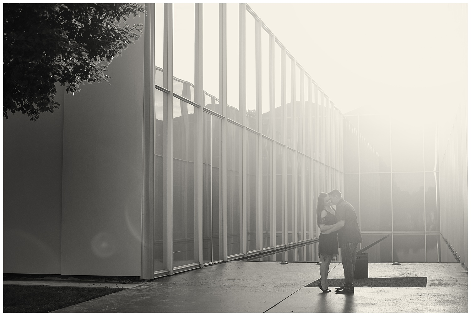 NC Museum of Art Engagement Session