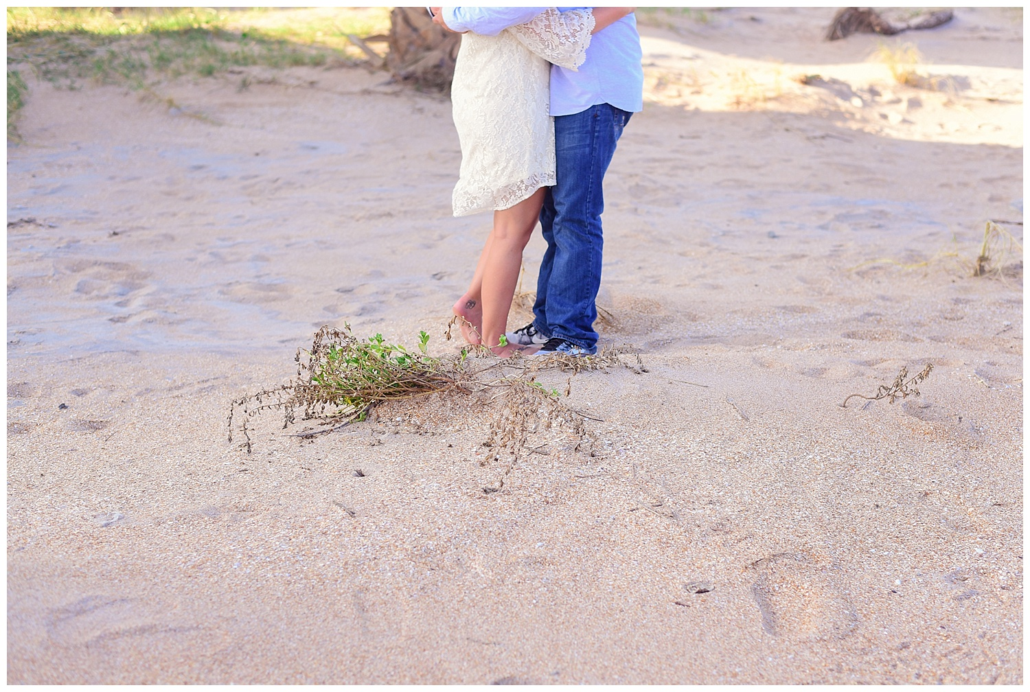 Vilano Beach Engagement Session