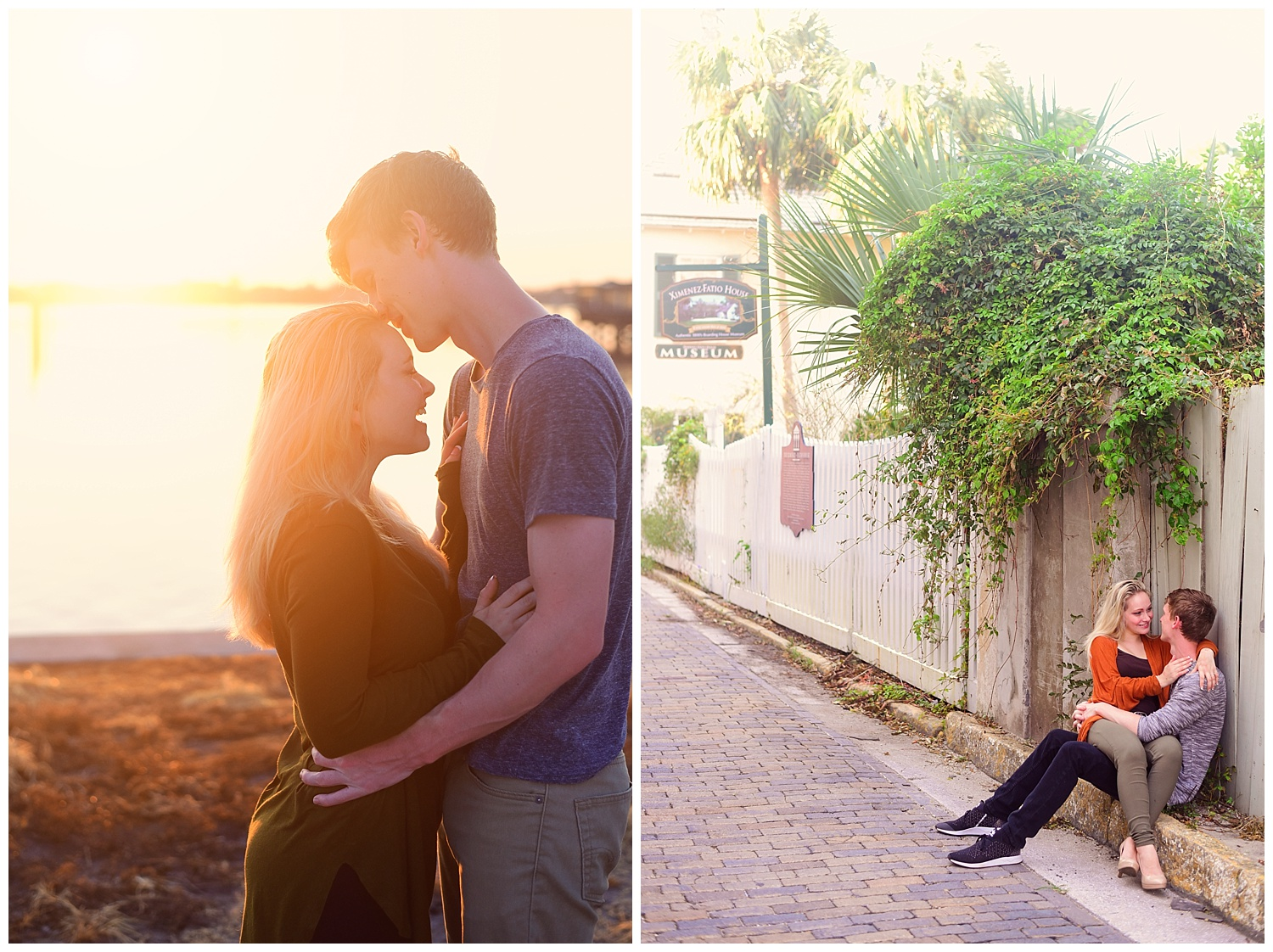 Ximendez-Fatio House Engagement Session