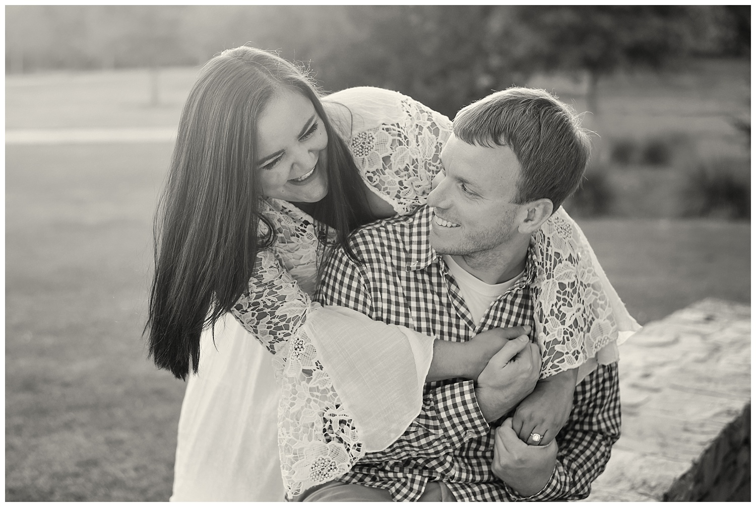 Engagement Session Joyner Park