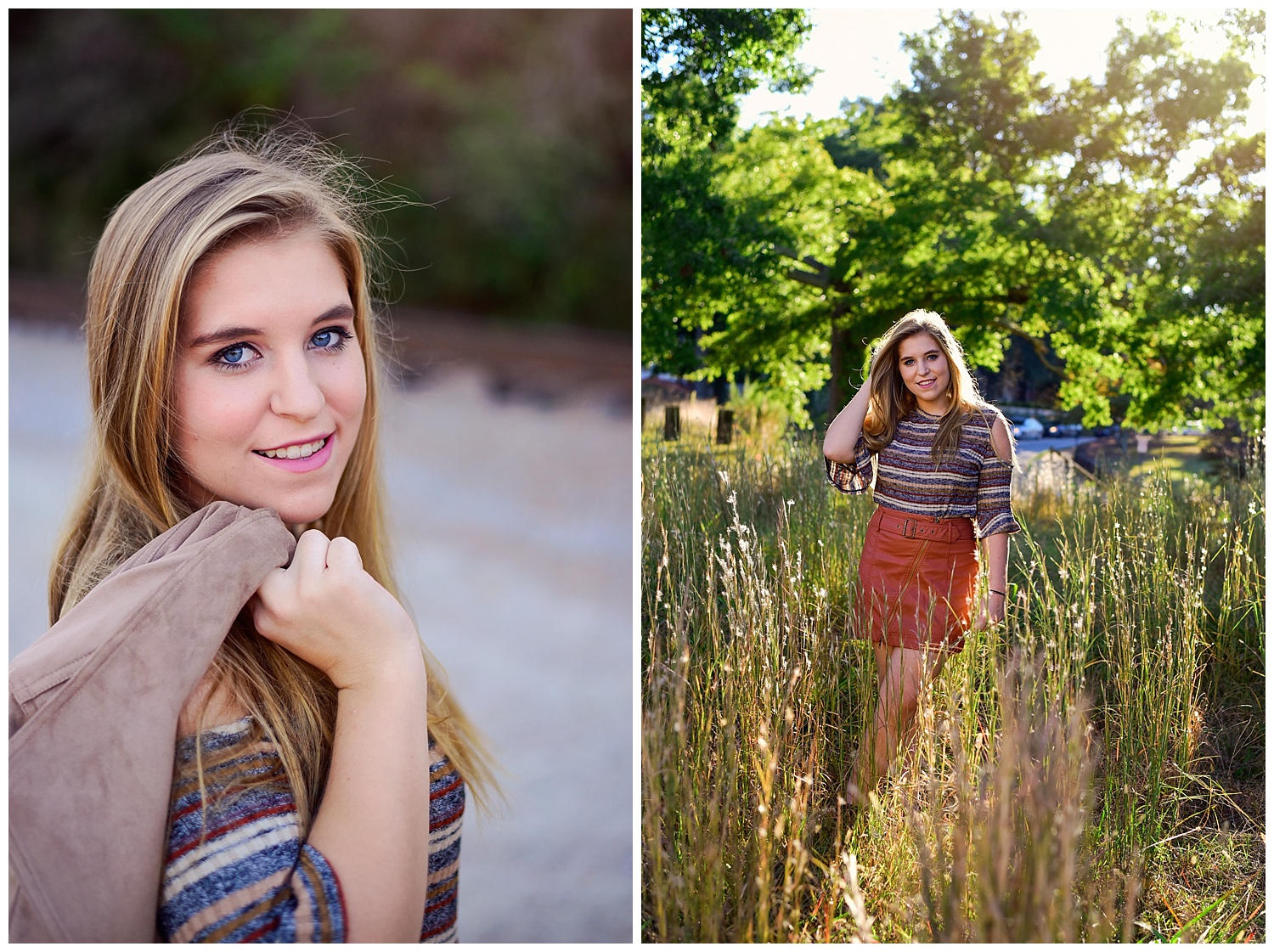 Wake Forest High Senior Photos