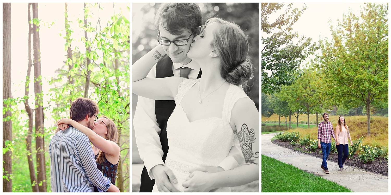 first wedding anniversary photo shoot