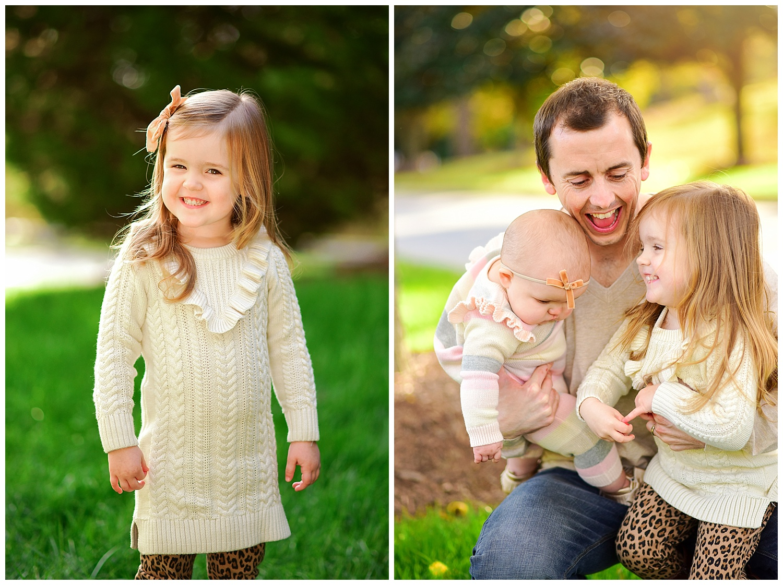 Backyard Family Portraits