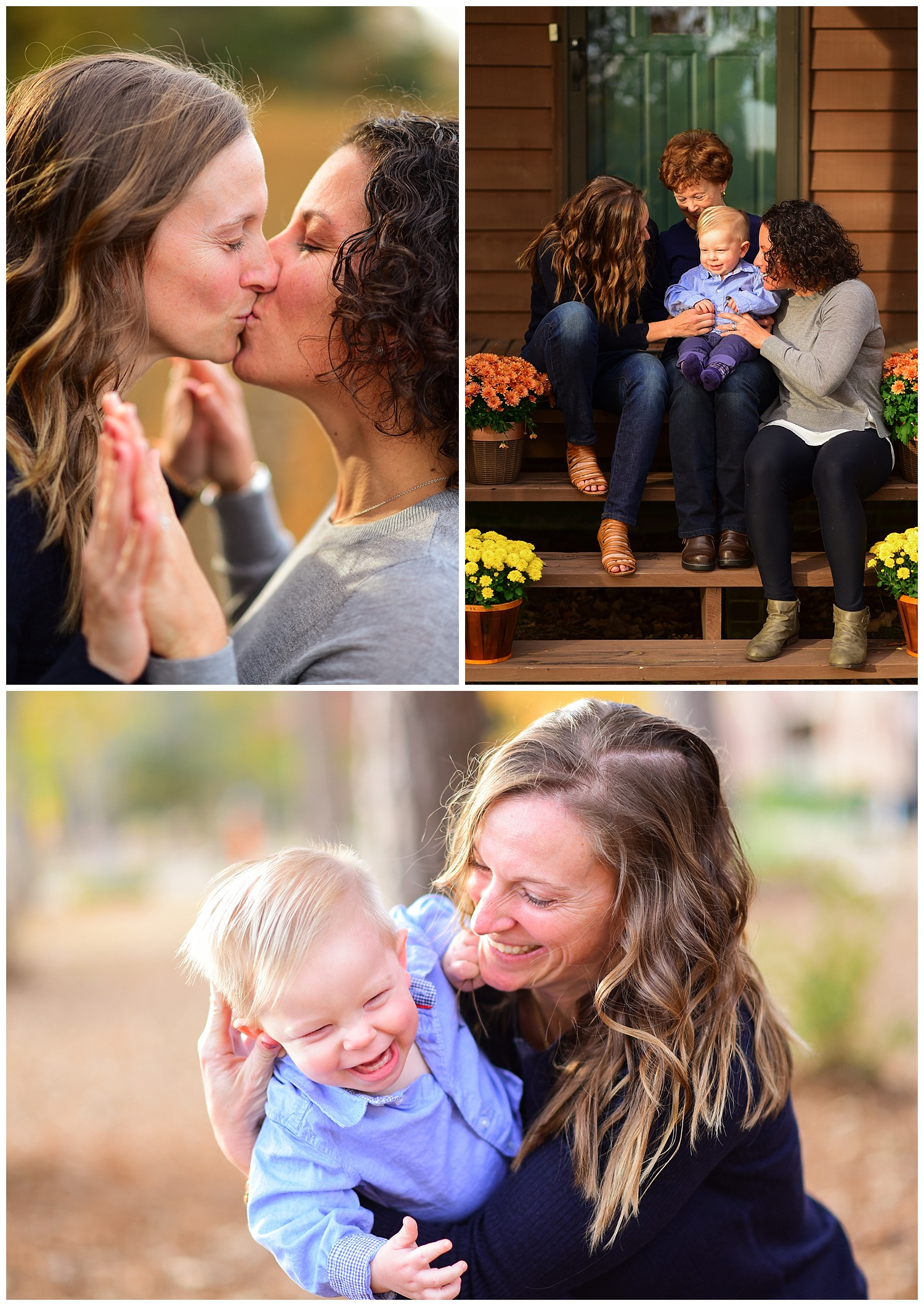 LGBTQ family session