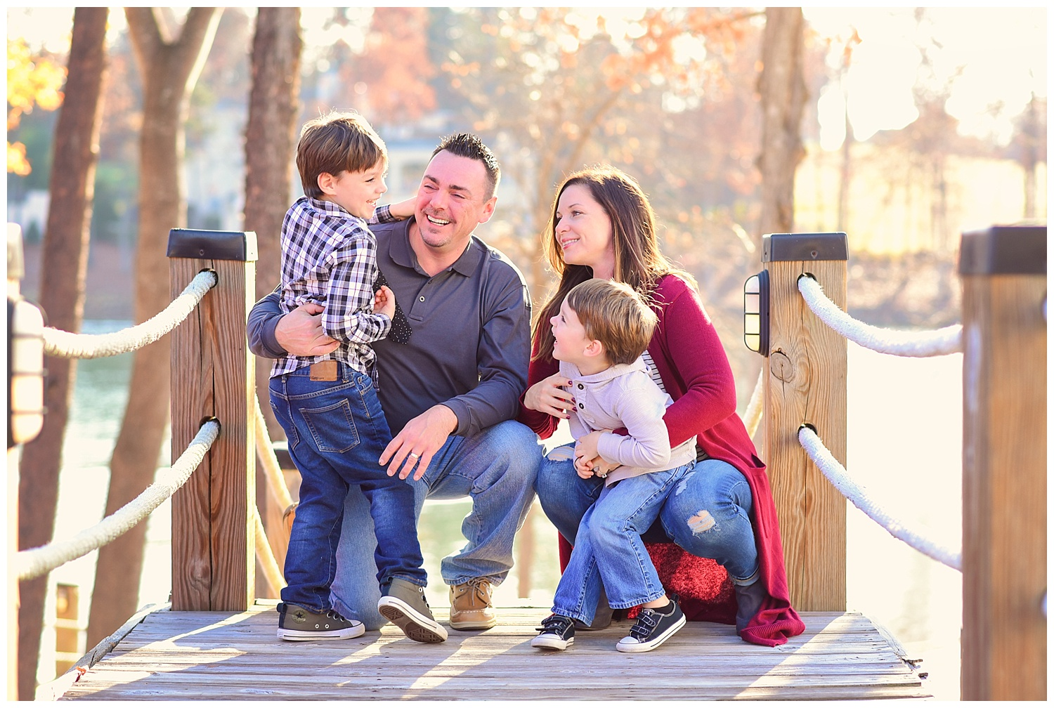 Lake Norman Family Photographer