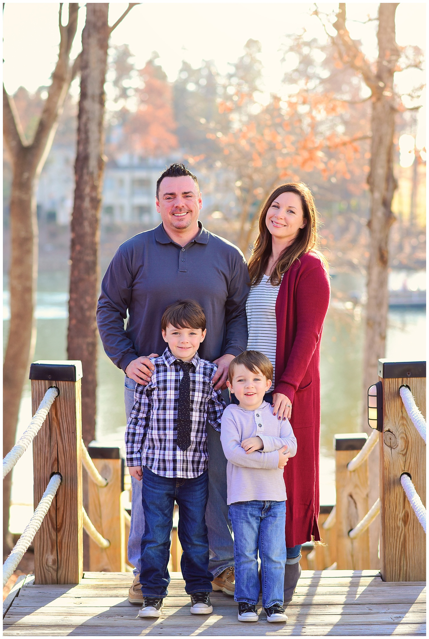 Lake Norman Family Photographer
