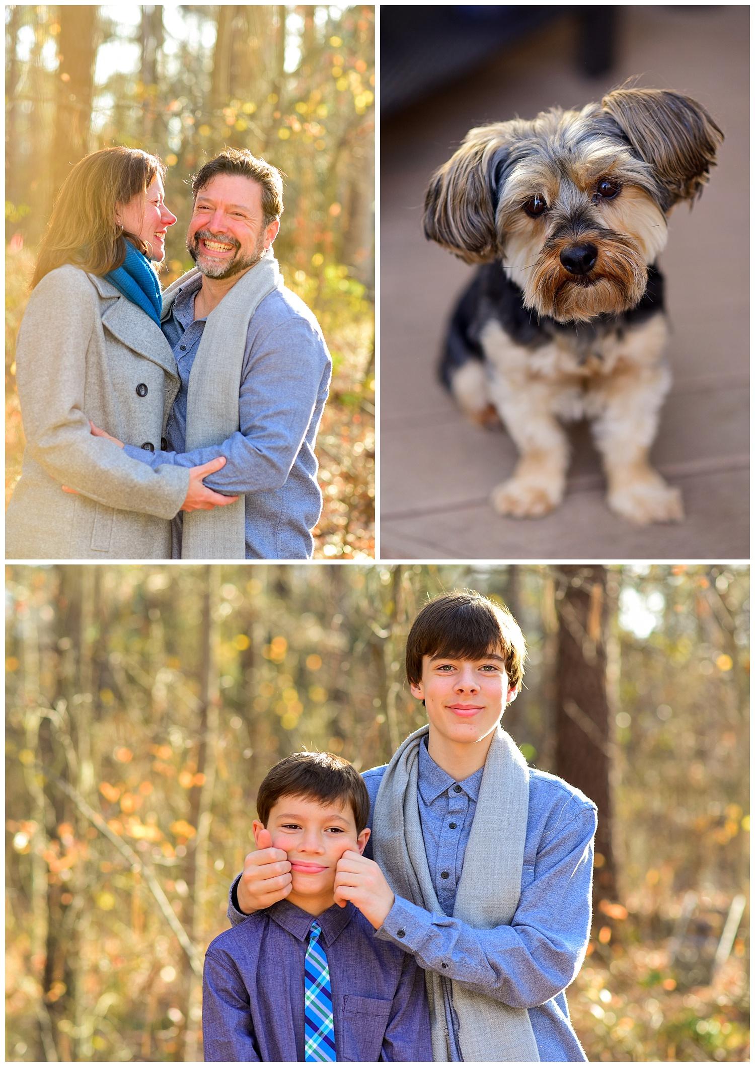 Cary, NC family portraits