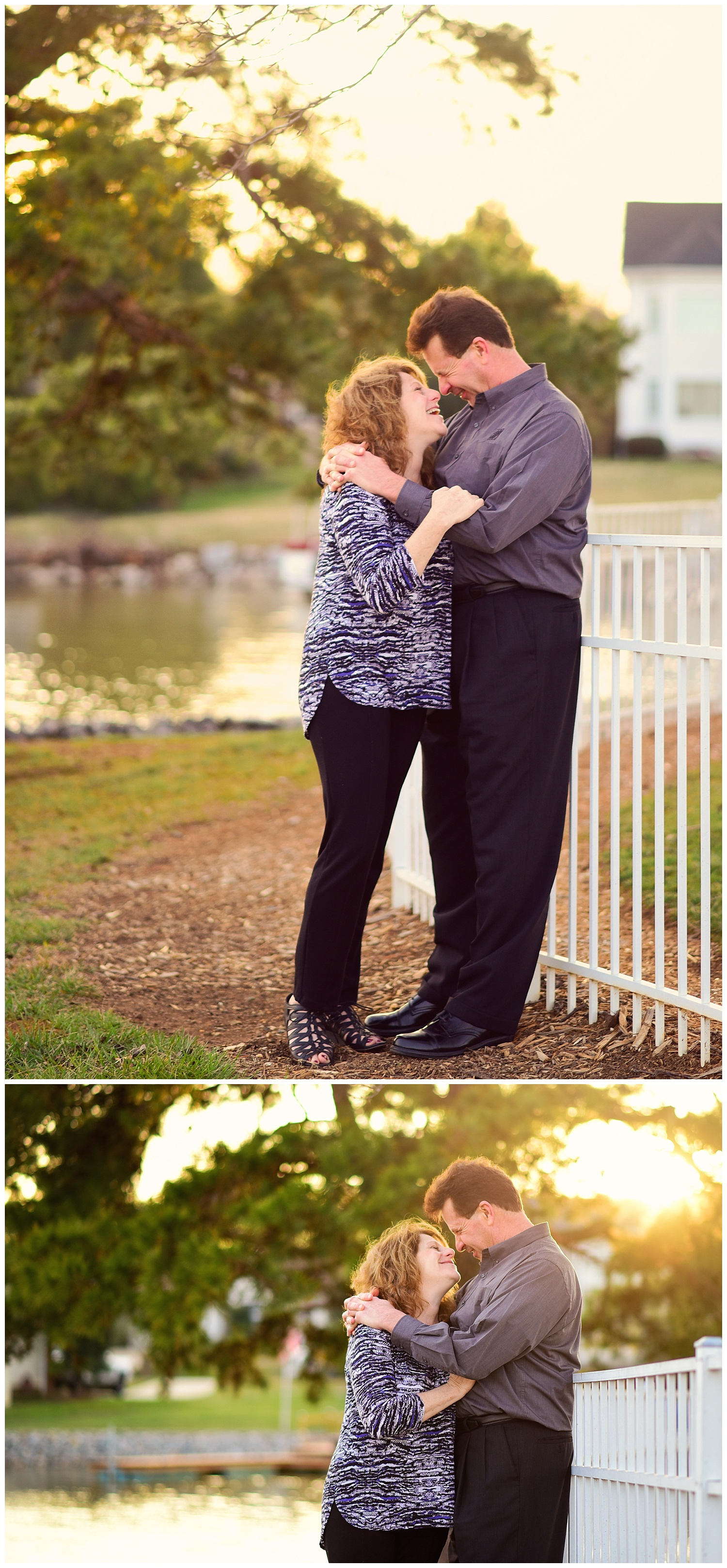 Lake Norman Engagement