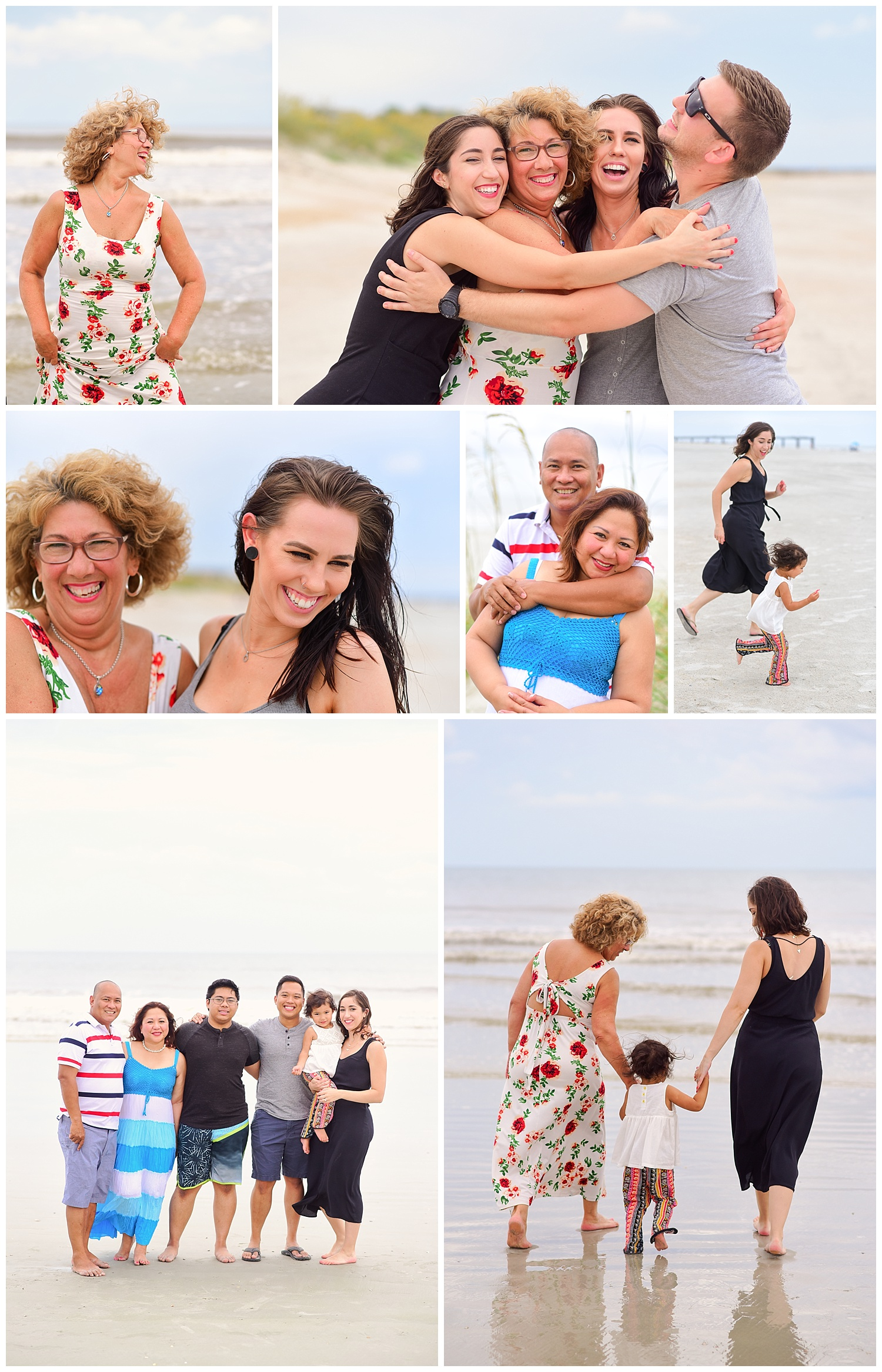 60th birthday family portraits