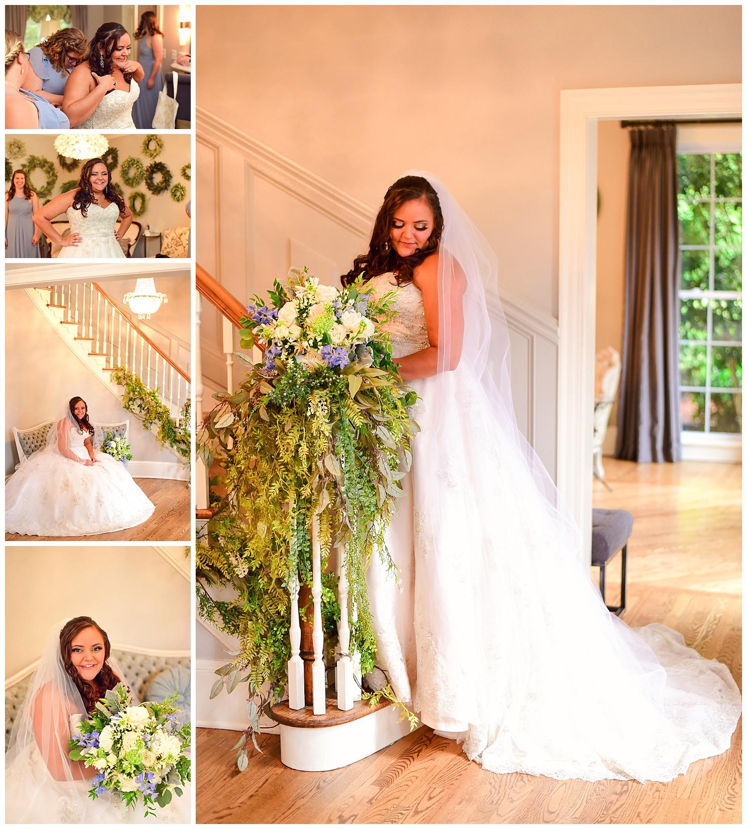 Highgrove Estate Wedding Details