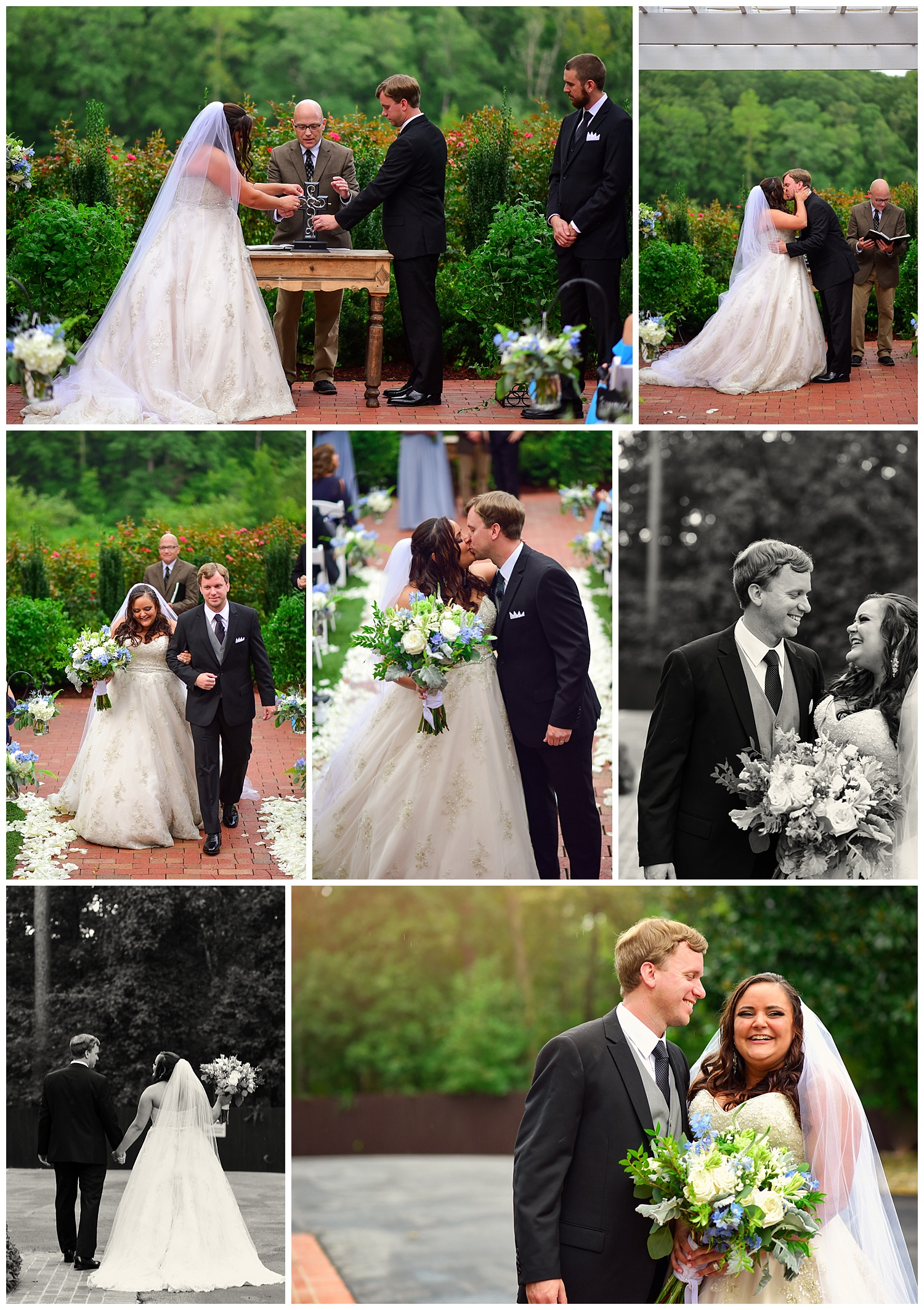 Highgrove Estate Outdoor Wedding Ceremony