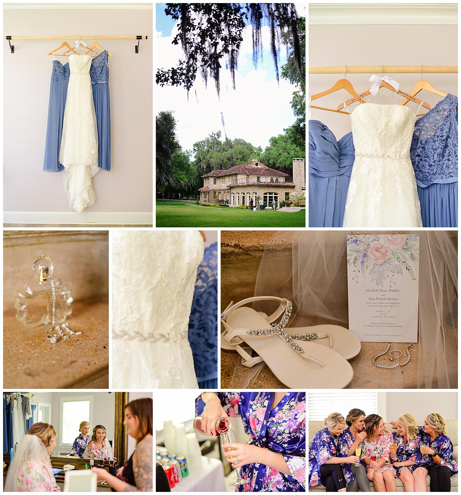 Marywood Retreat Center Wedding Details