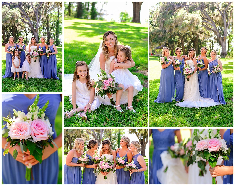 Marywood Retreat Center Wedding Bridesmaids