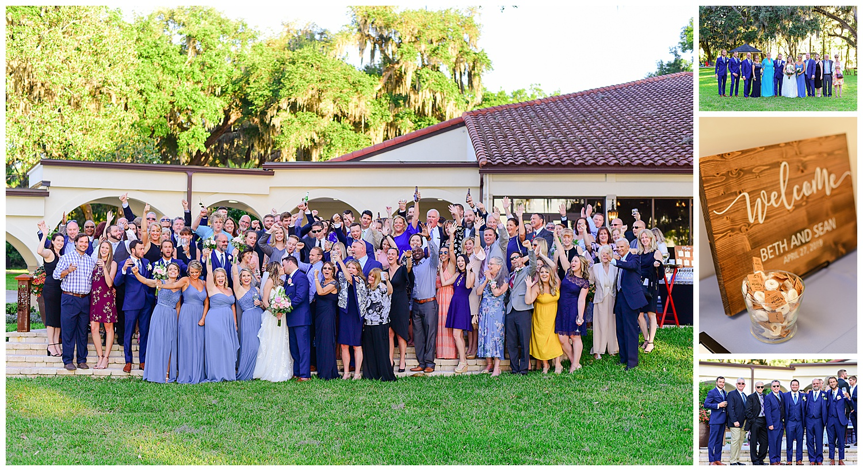 Marywood Retreat Center Wedding Reception