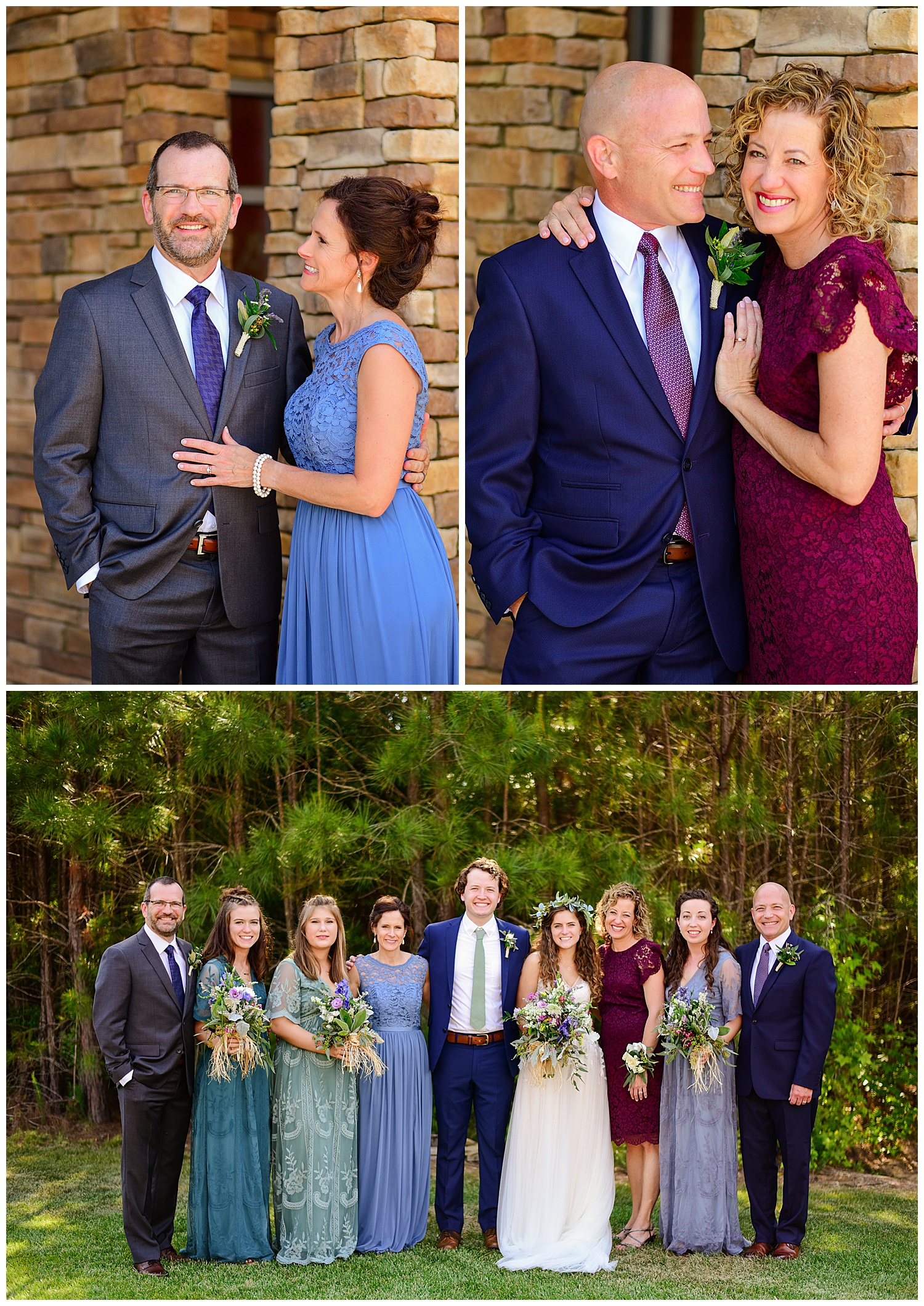 Molly and Nick Perry's Cary Wedding