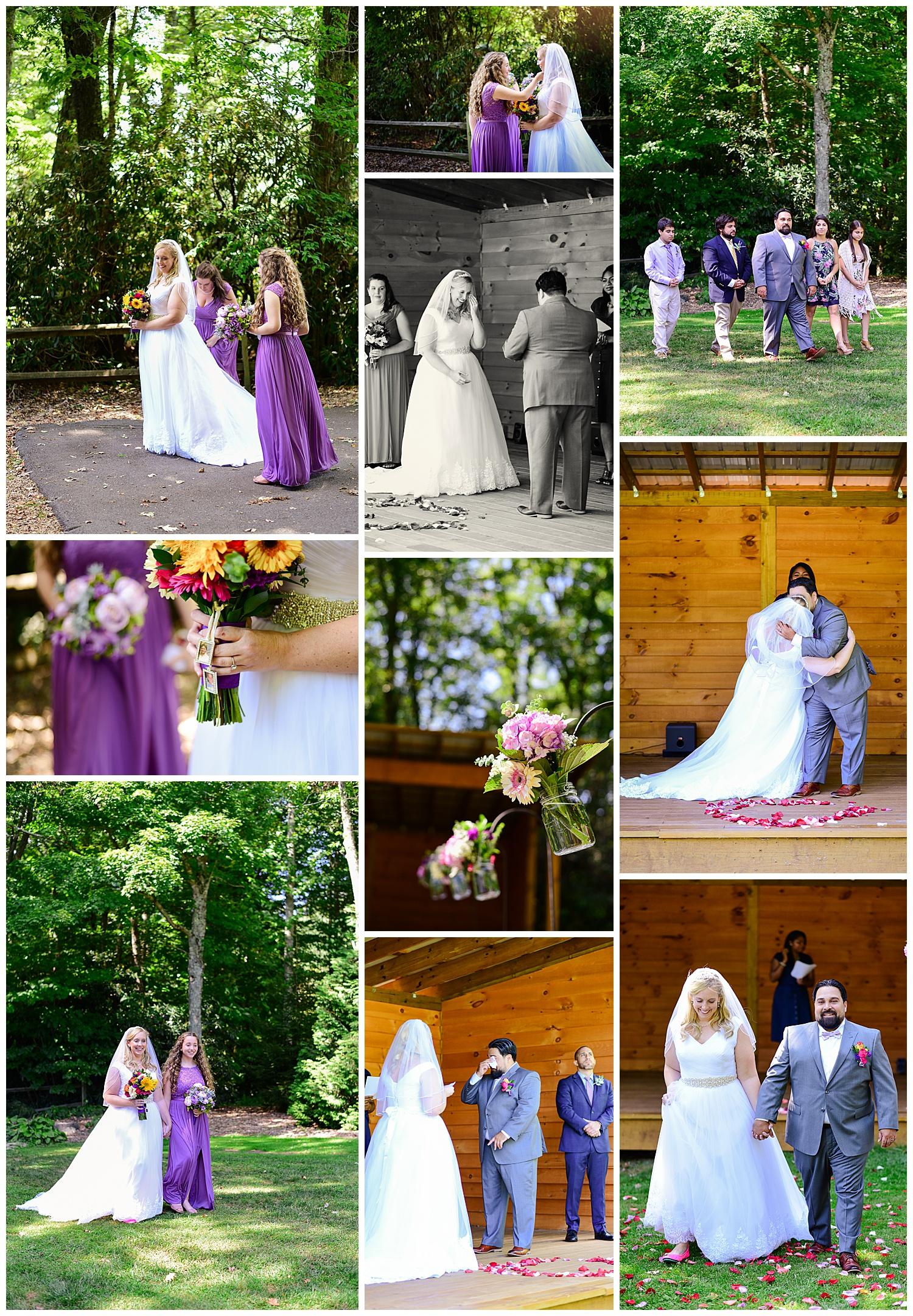 Linville North Carolina Wedding