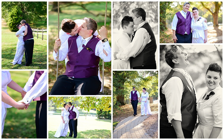 LGBTQ Raleigh Wedding