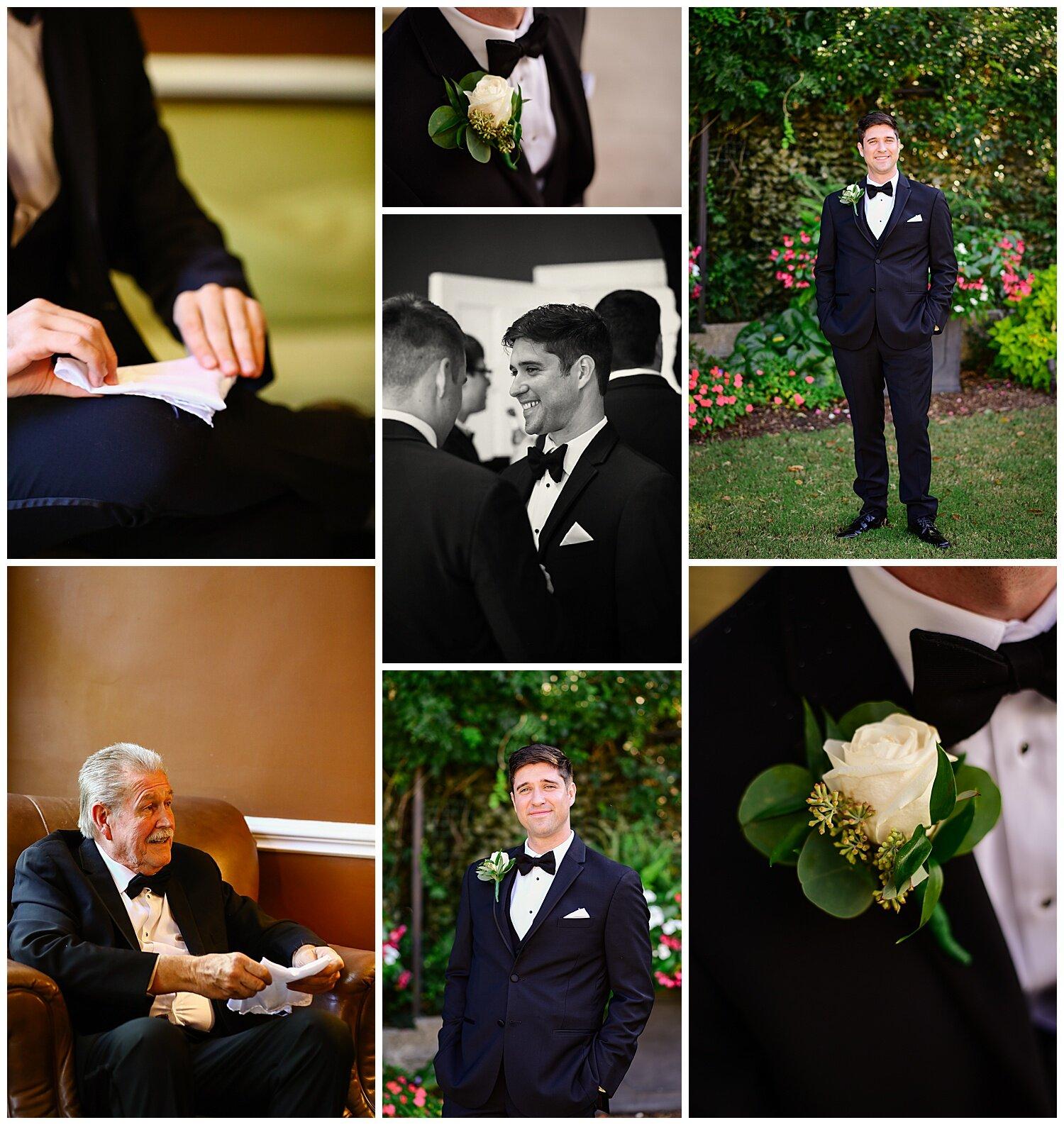 Separk Mansion Wedding Charlotte