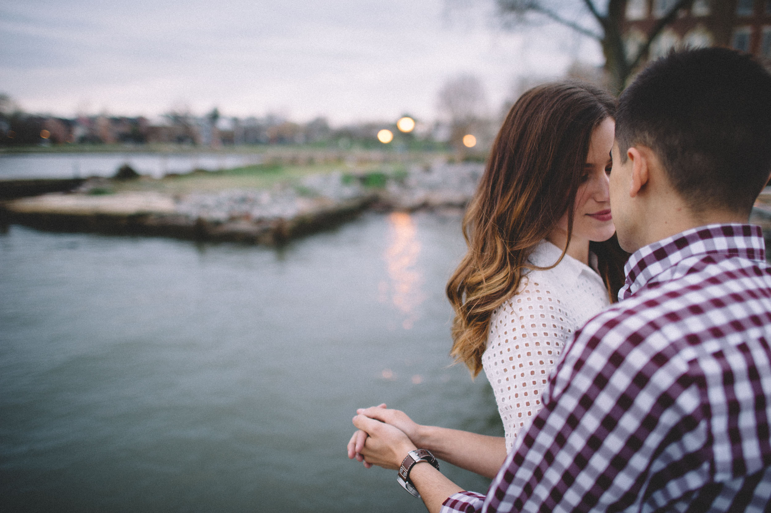 Old Town Alexandria Engagement Session