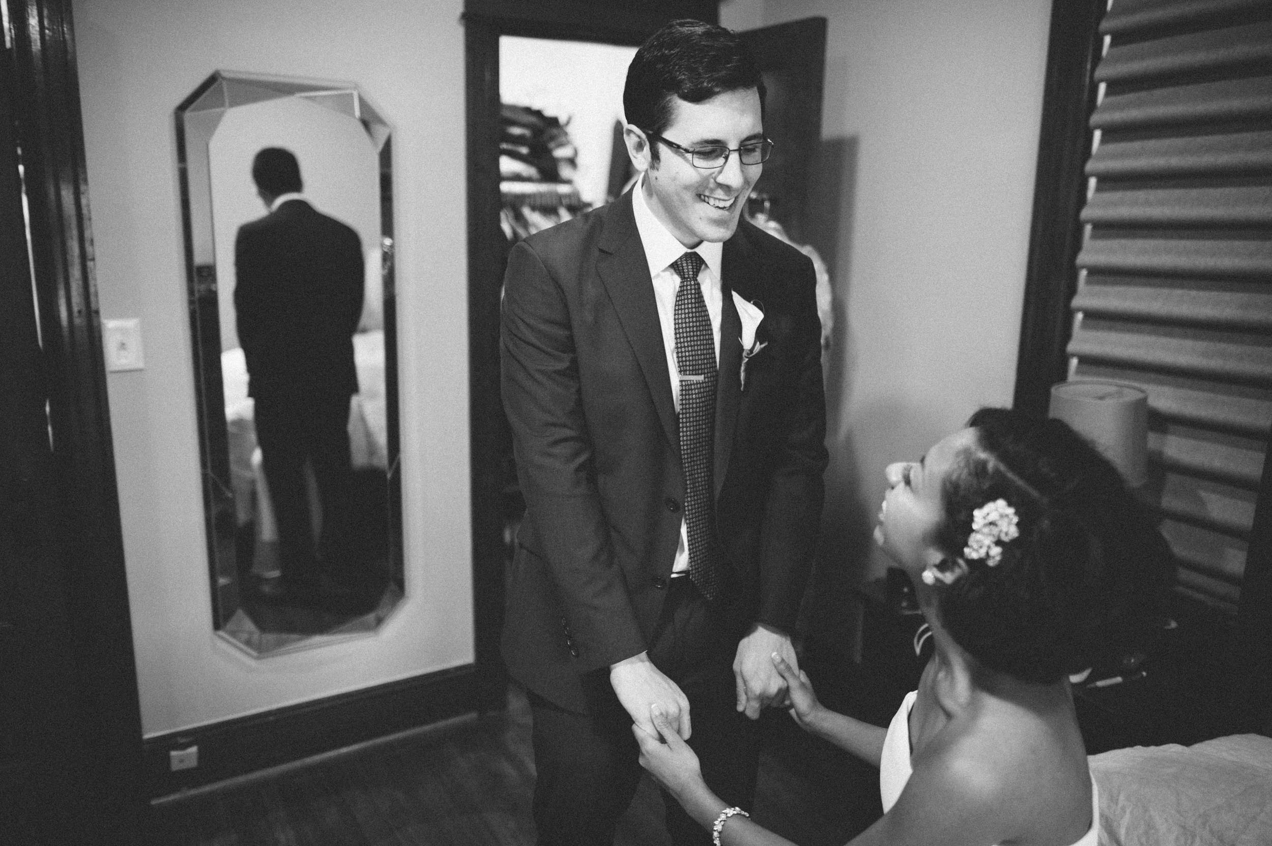 Intimate Wedding in DC
