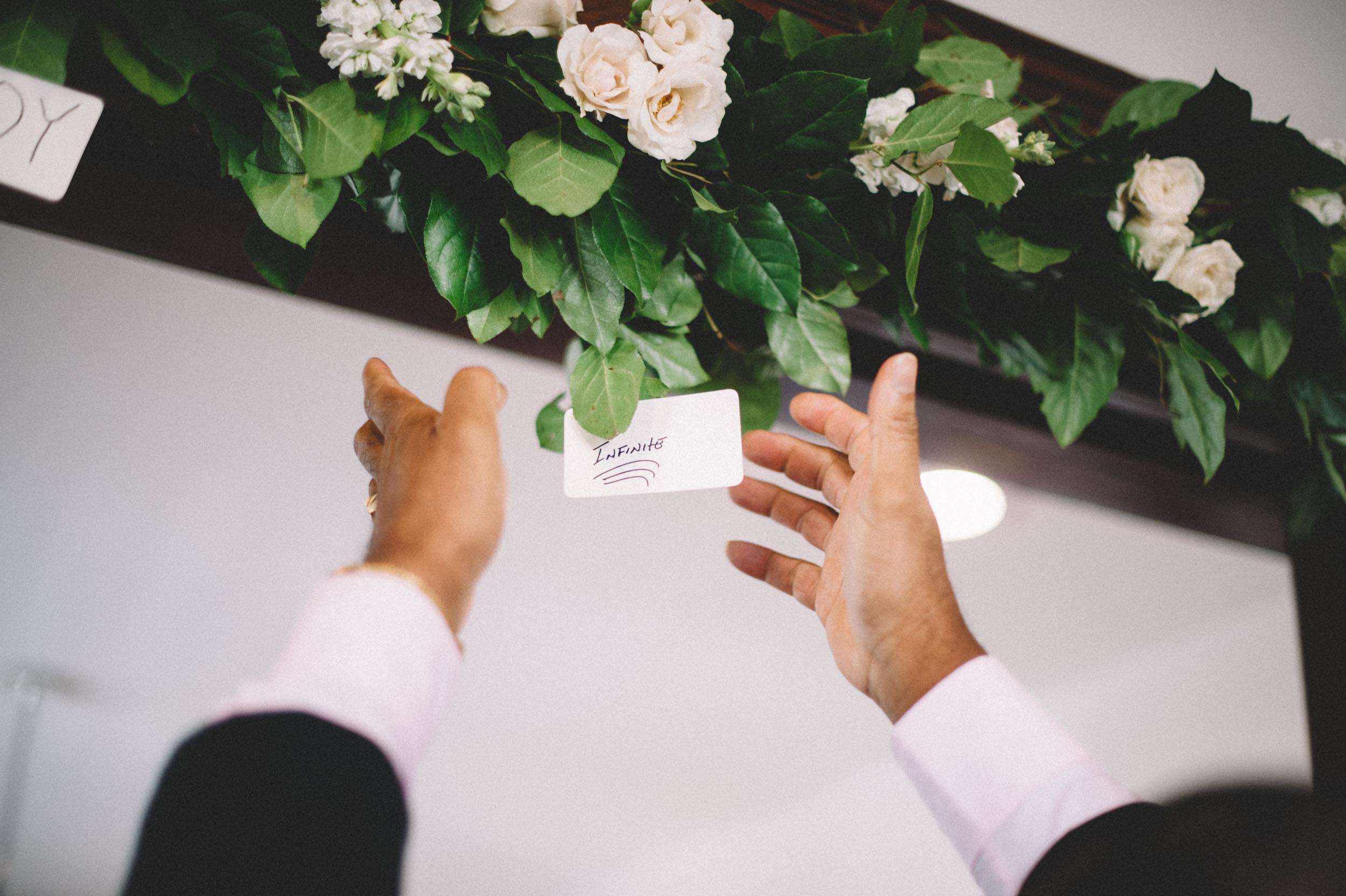 Washington DC House Wedding