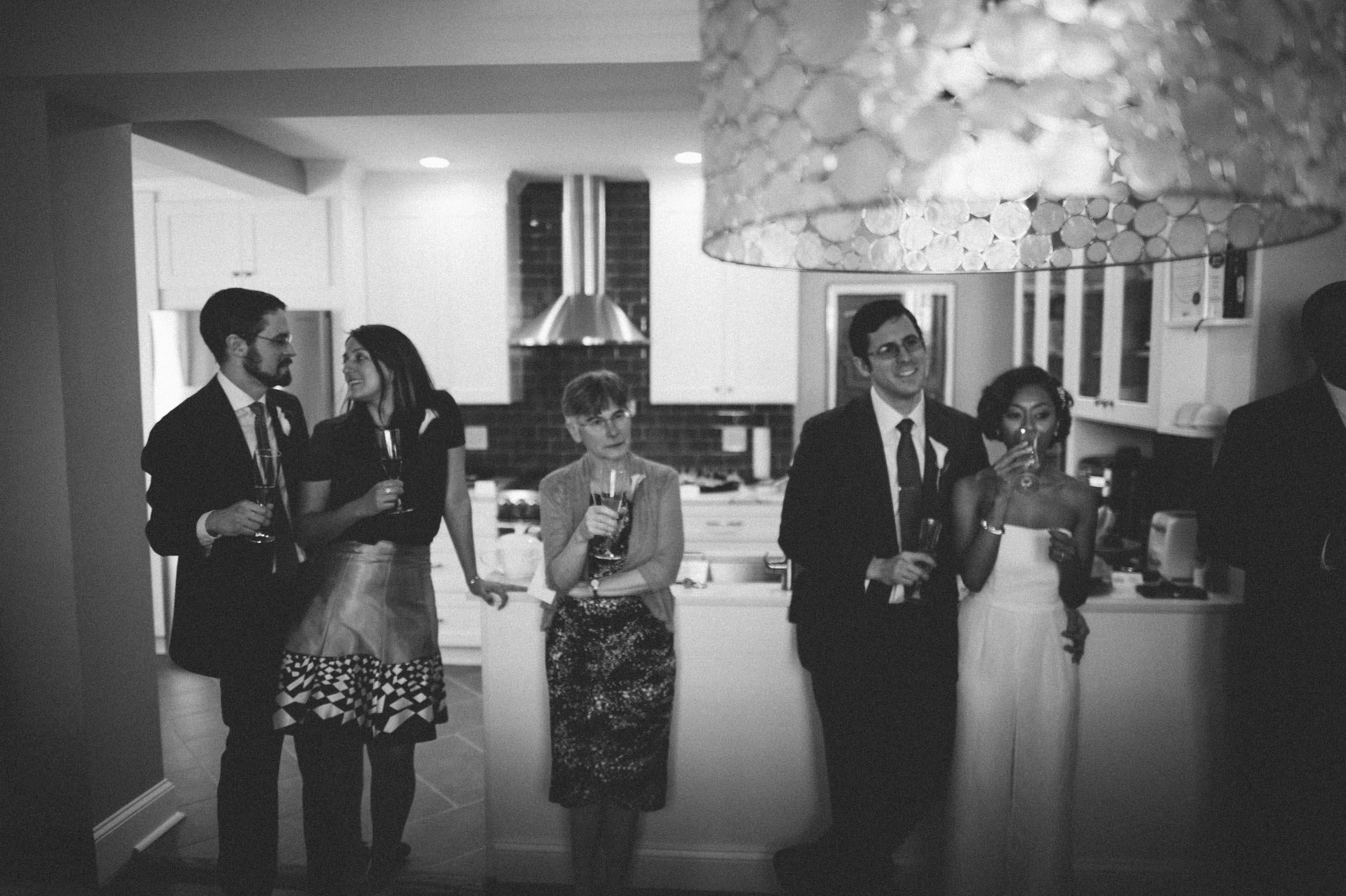 DC House Wedding