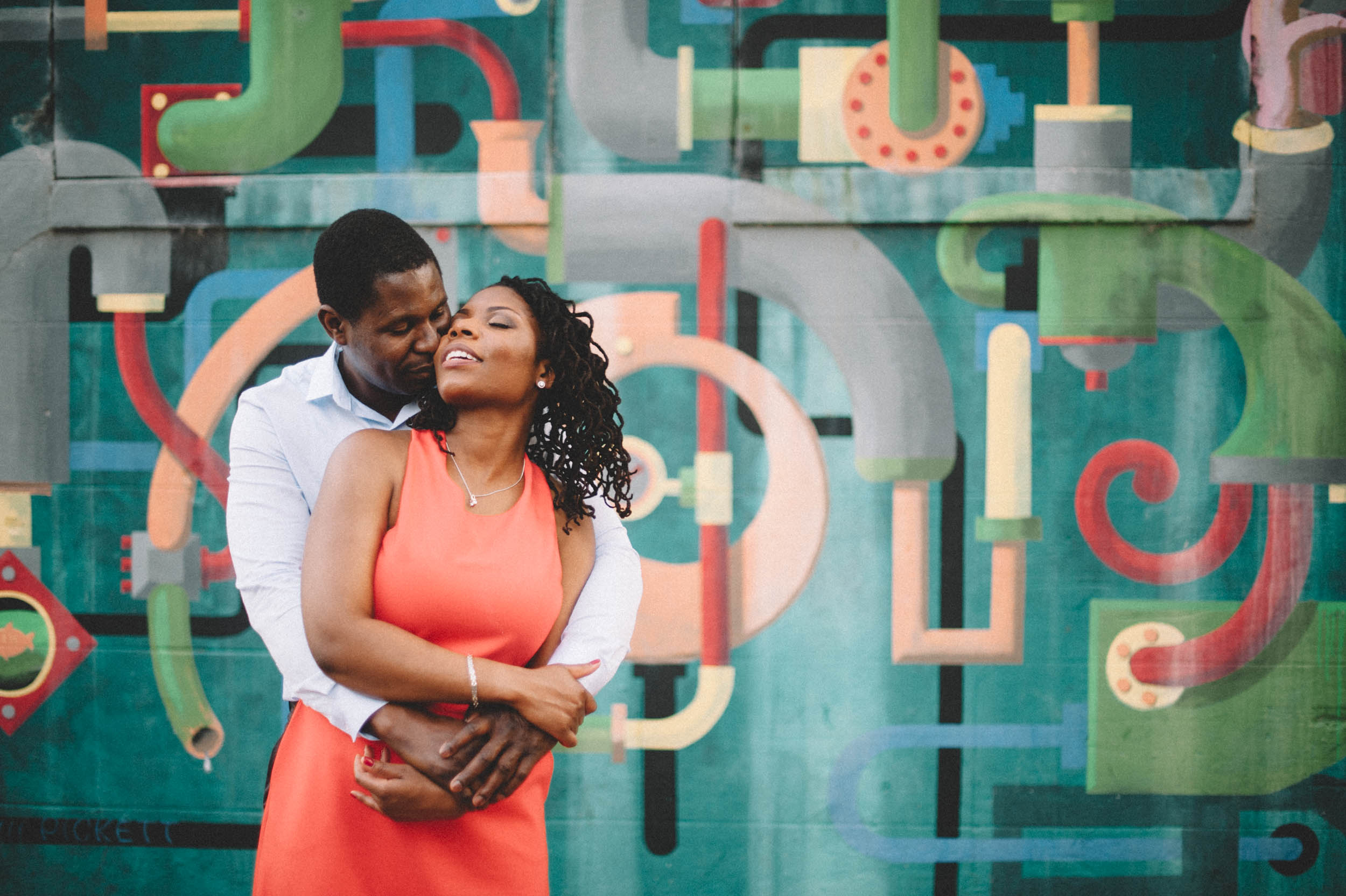 Brown's Island Engagement Shoot