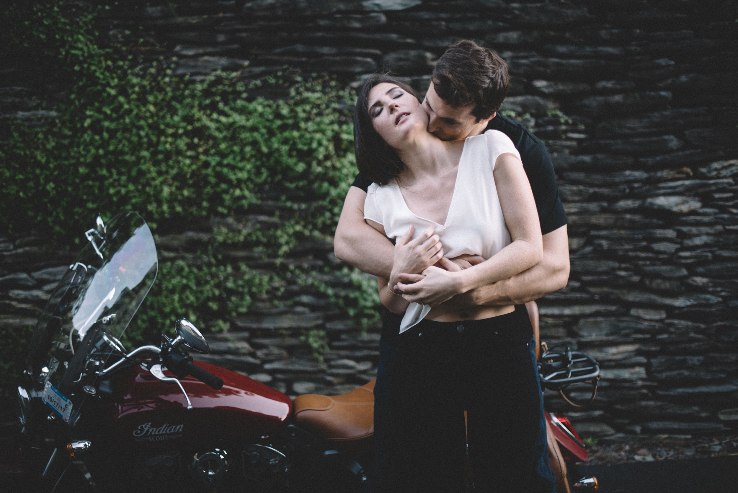 Harpers Ferry engagement session