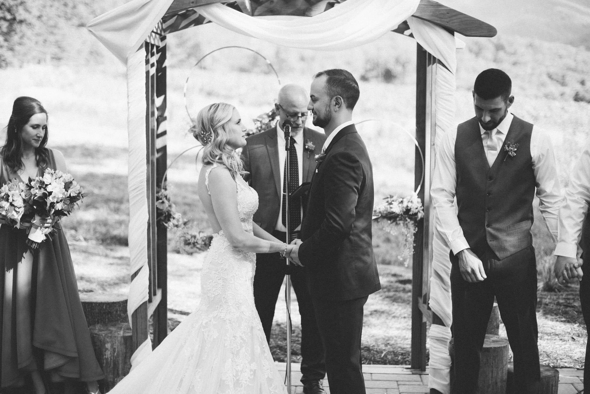 Virginia wedding photojournalist