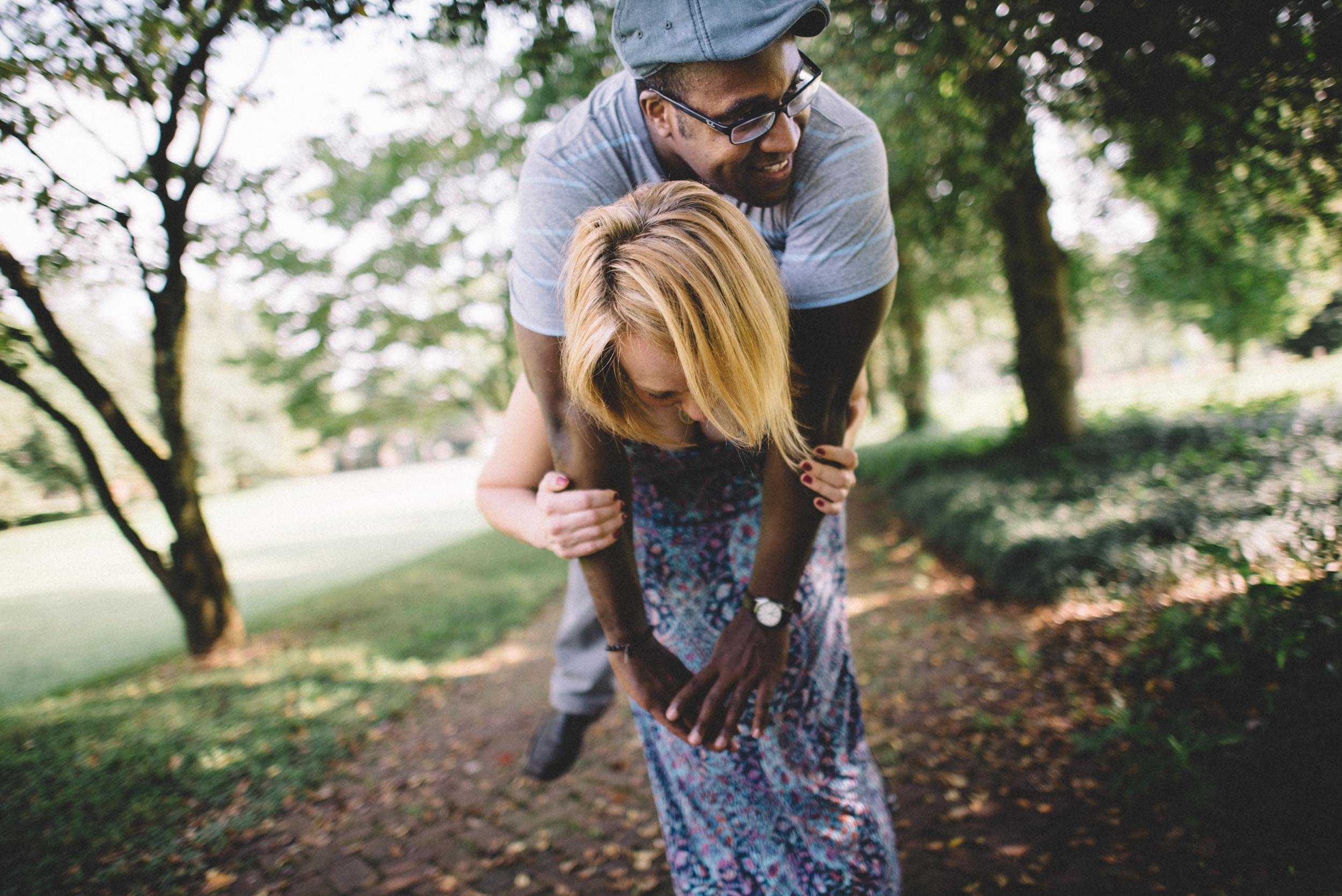 Richmond Virginia Engagement Session