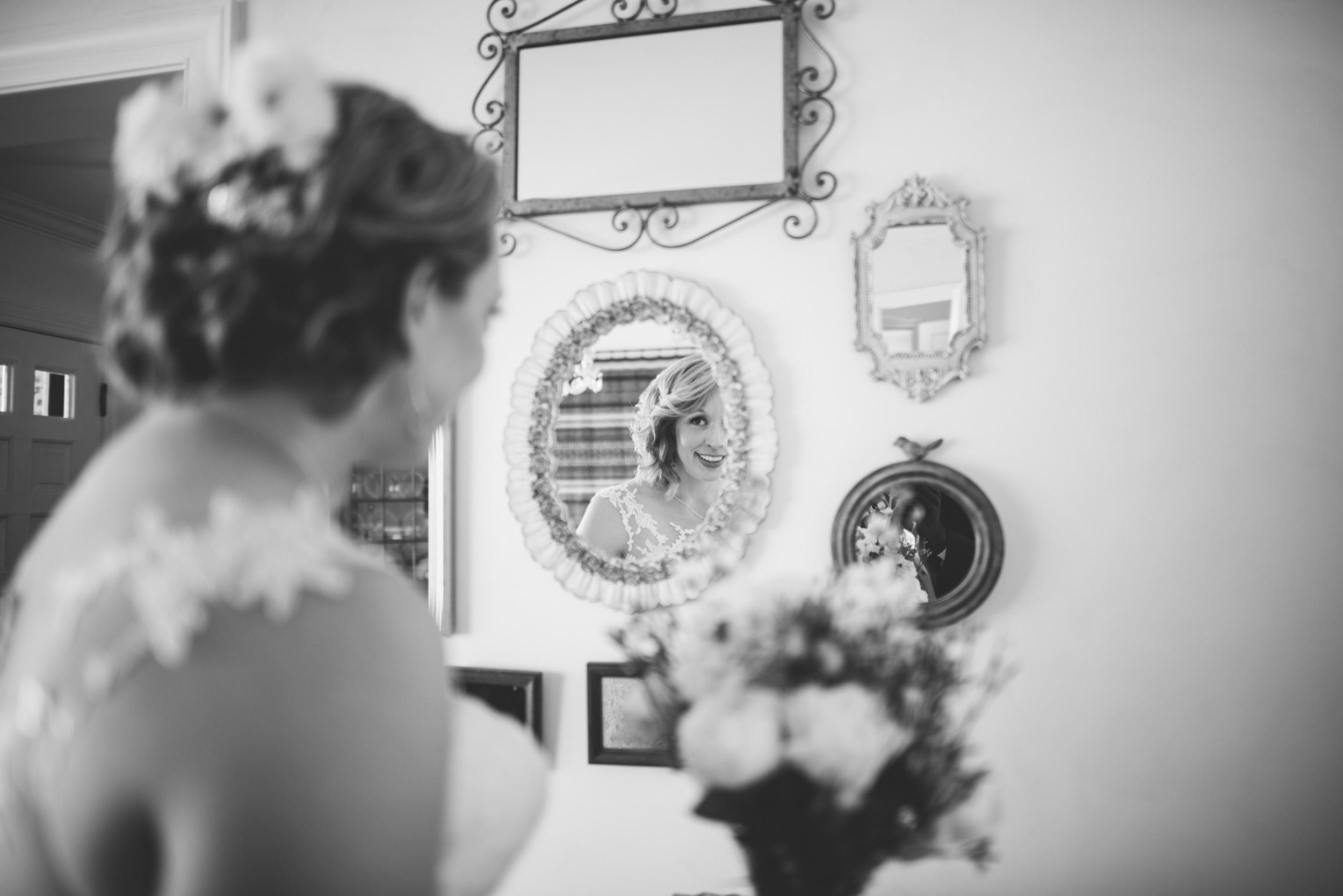 Gaie Lea Wedding