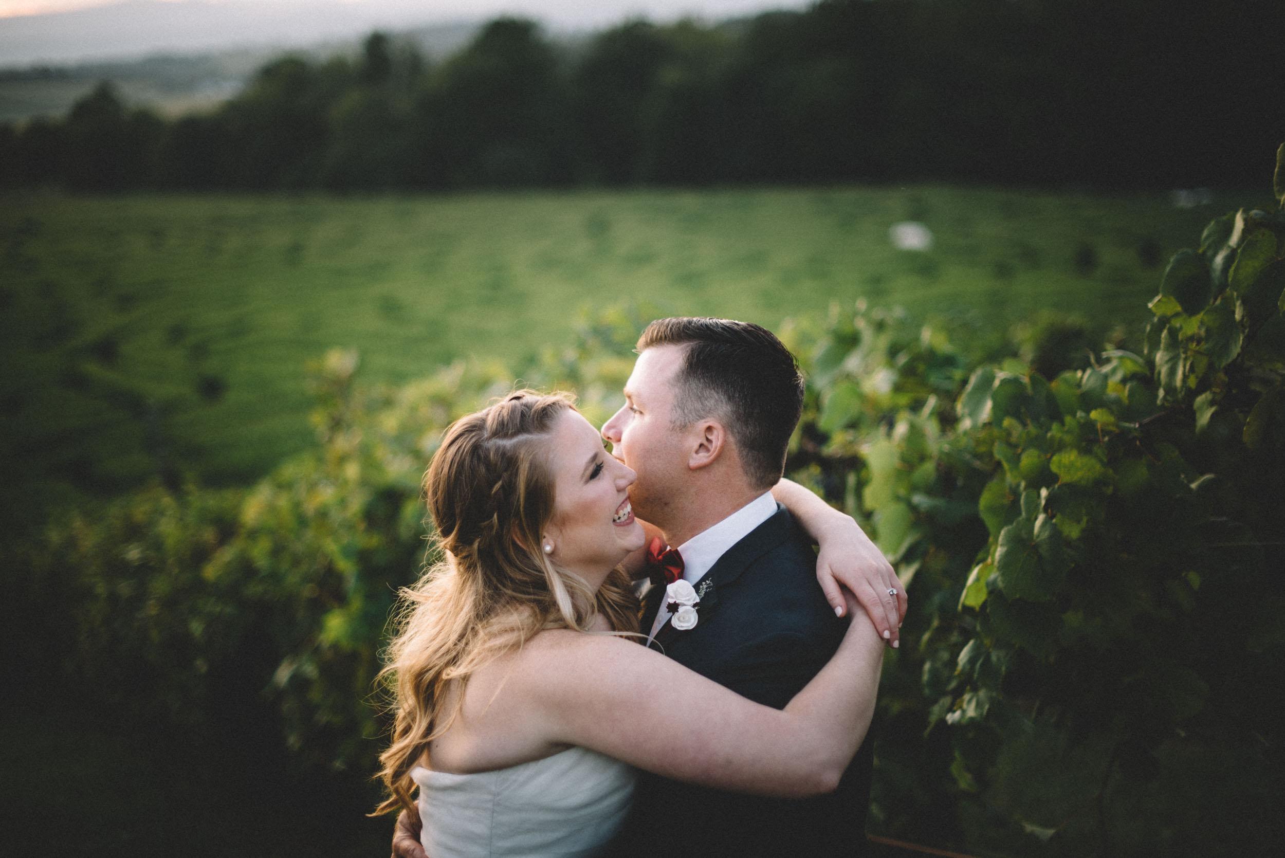 Bluestone Vineyard Wedding