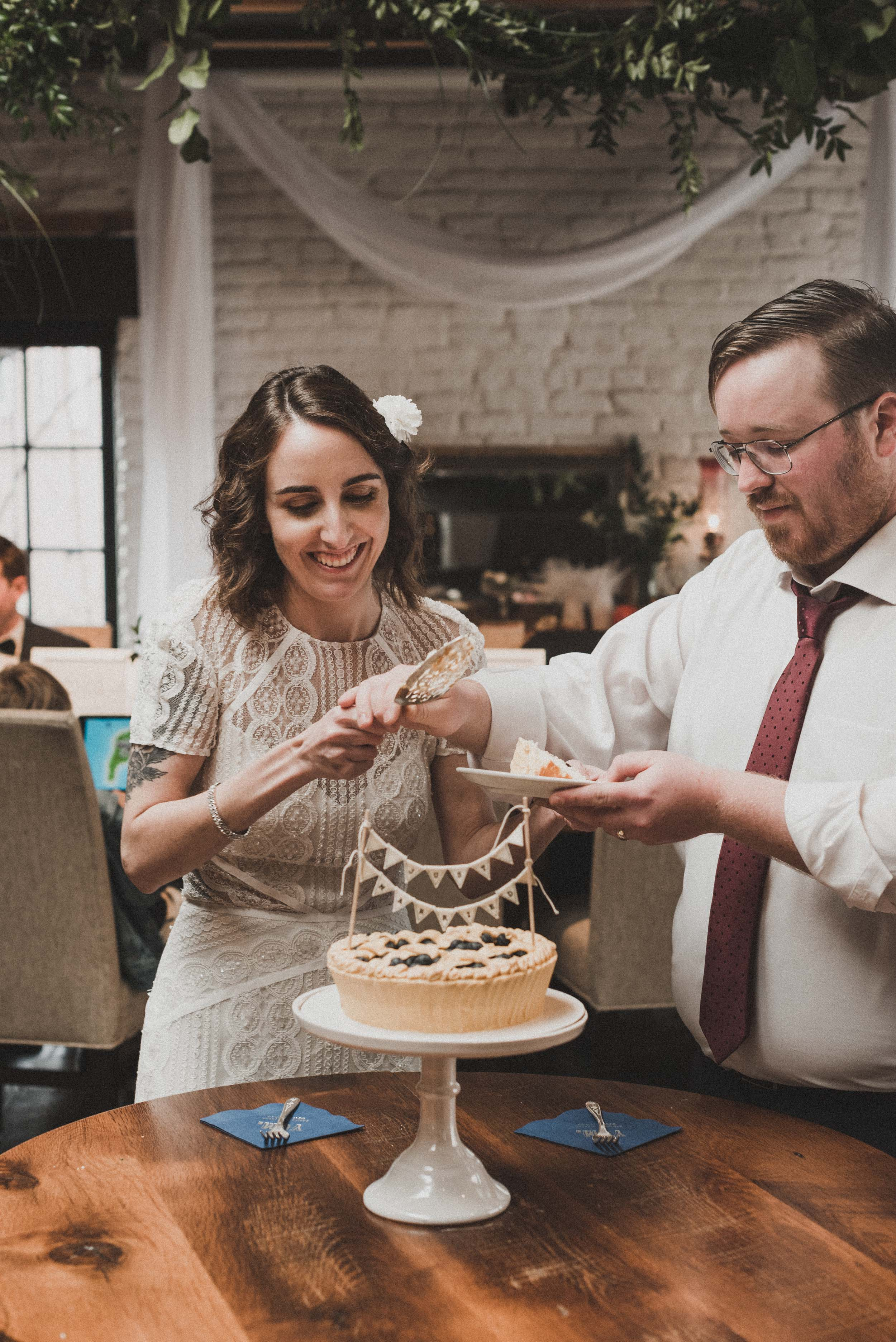 Virtue, Feed, & Grain wedding