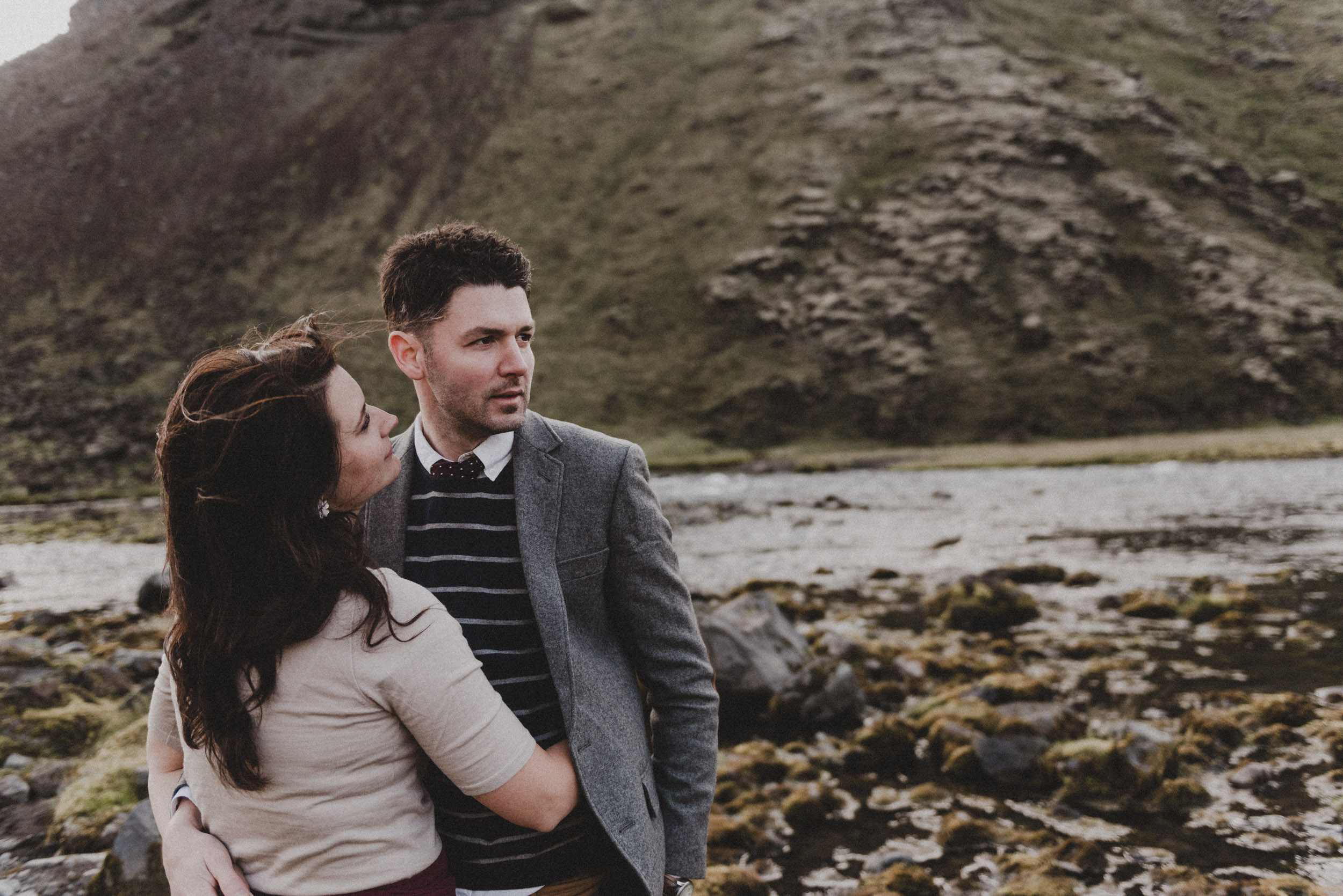 Iceland honeymoon session