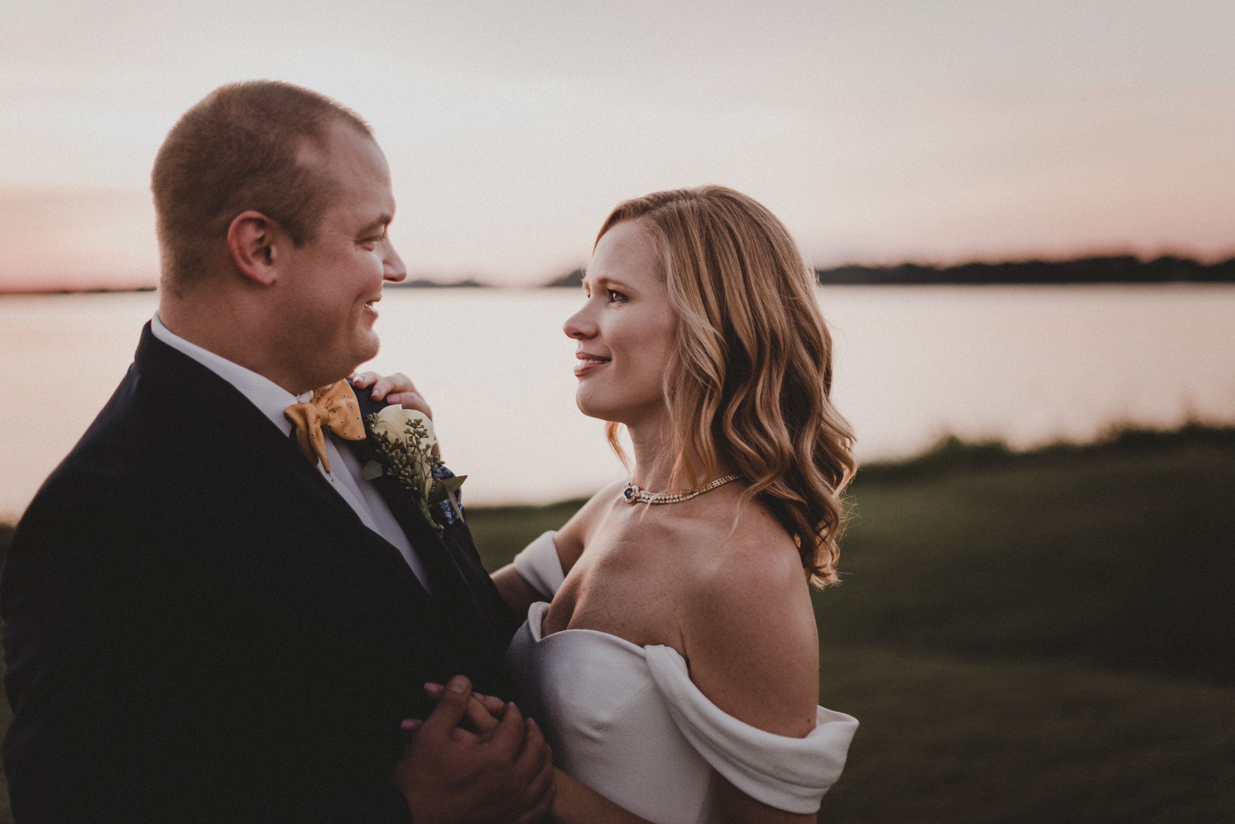 Wedding at Two Rivers Country Club in Williamsburg, VA